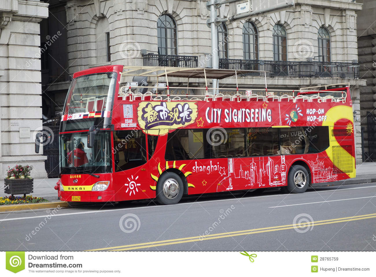 Sightseeing tour company business plan