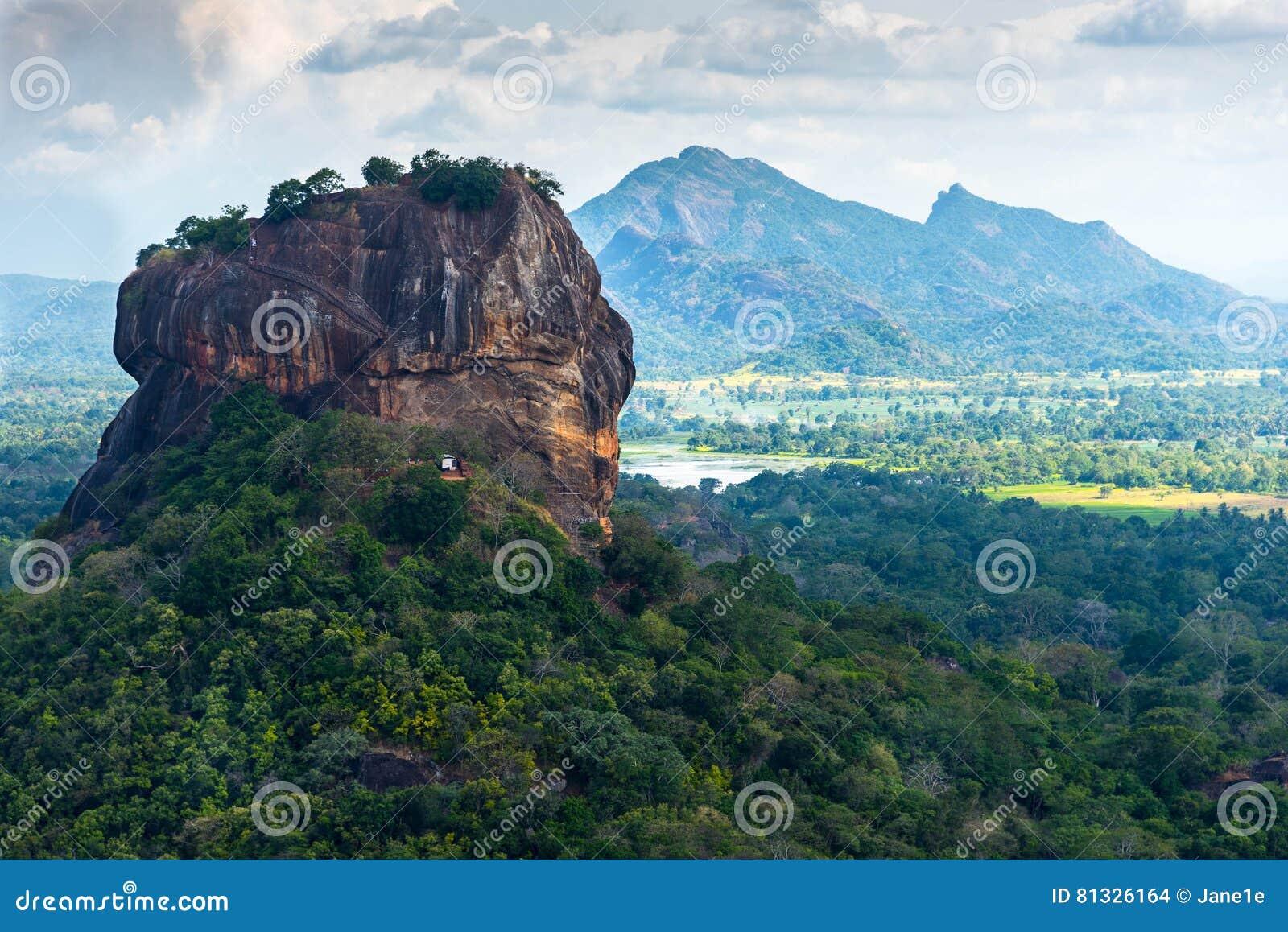Sigiriya Lion Rock