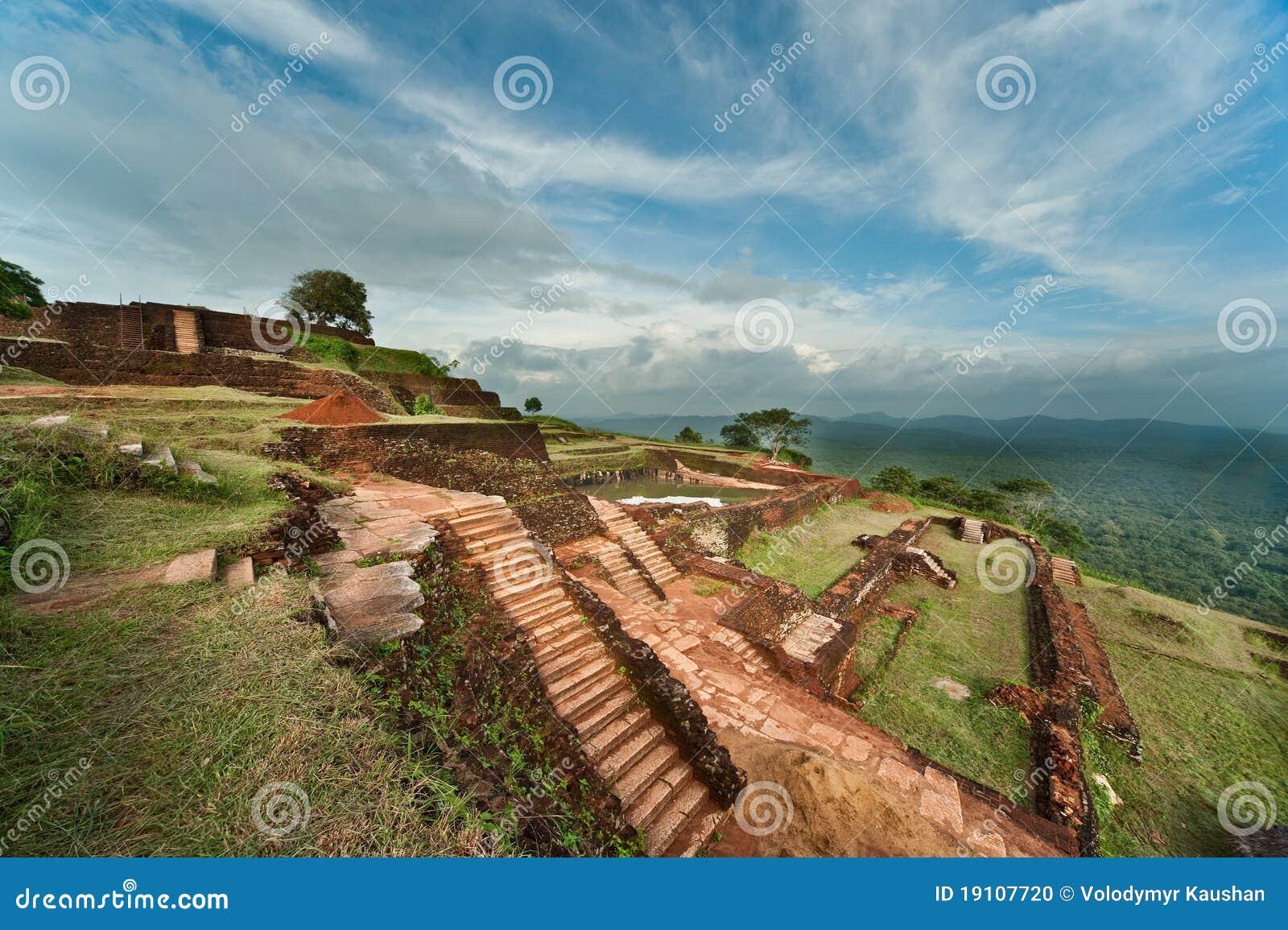 Sigiriya Rock Fortress, Sri Lanka