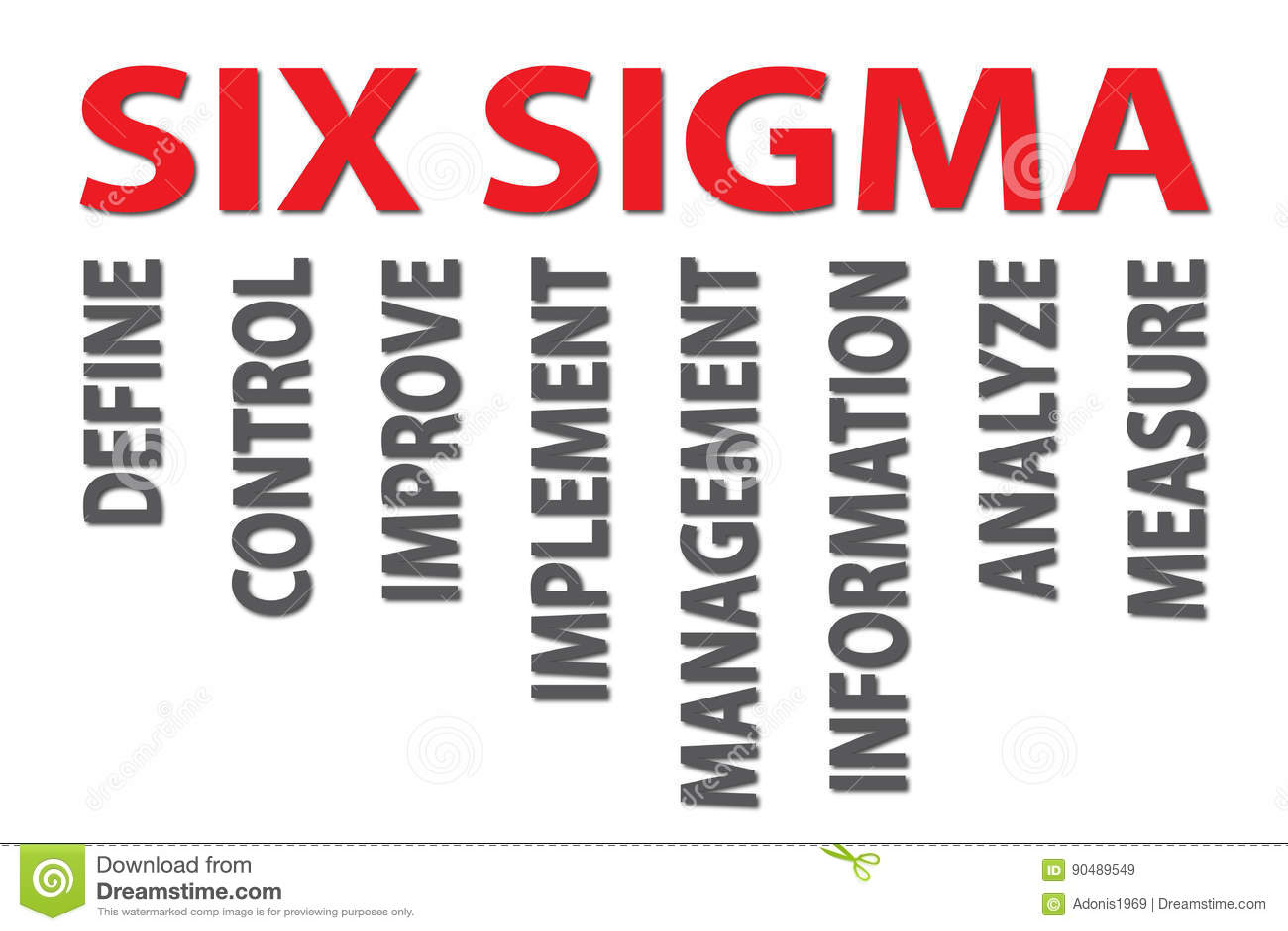 Sigma sechs