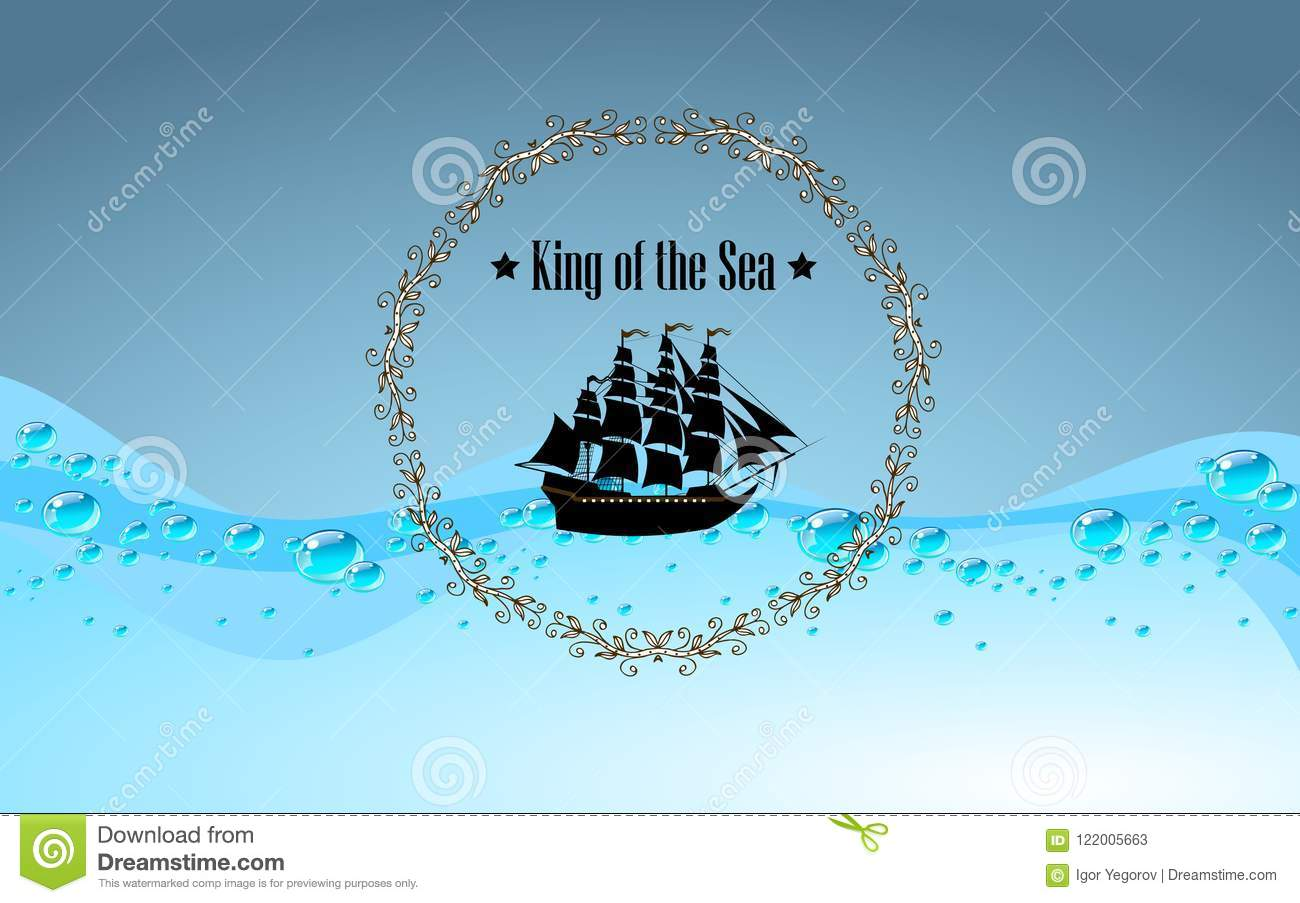 Sign of King of the Sea