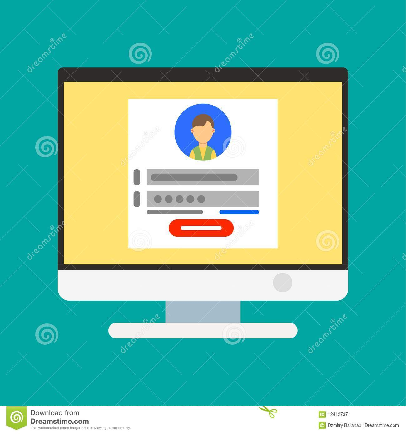 sign page symbol blank graphic web vector internet technology art