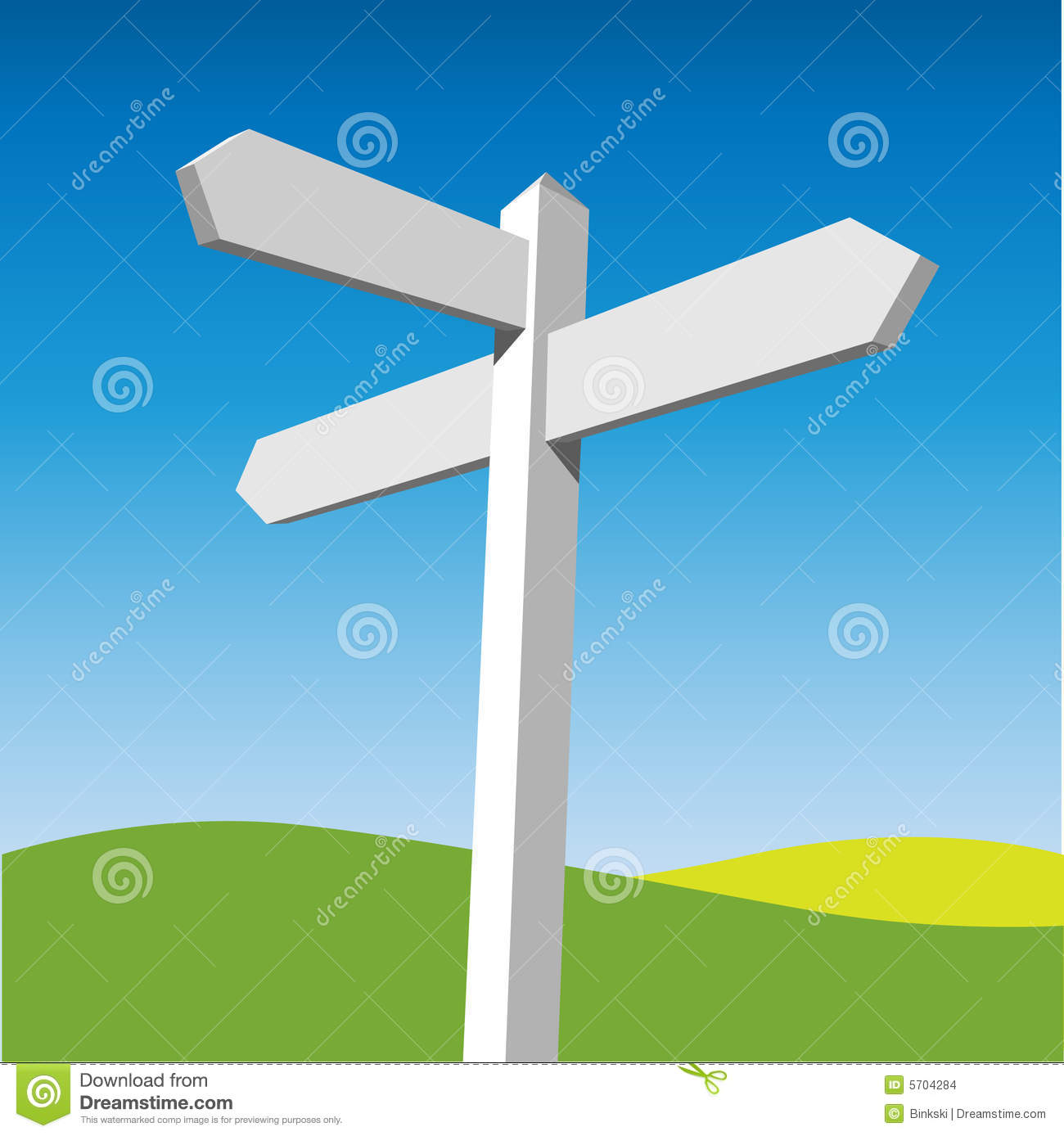 Post: Sign Post Stock Images
