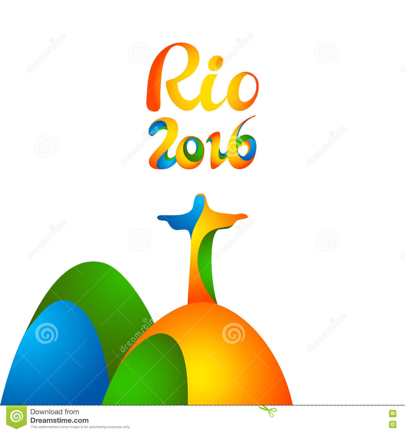 Sign rio olympics games 2016 editorial stock photo illustration sign rio olympics games 2016 biocorpaavc Images