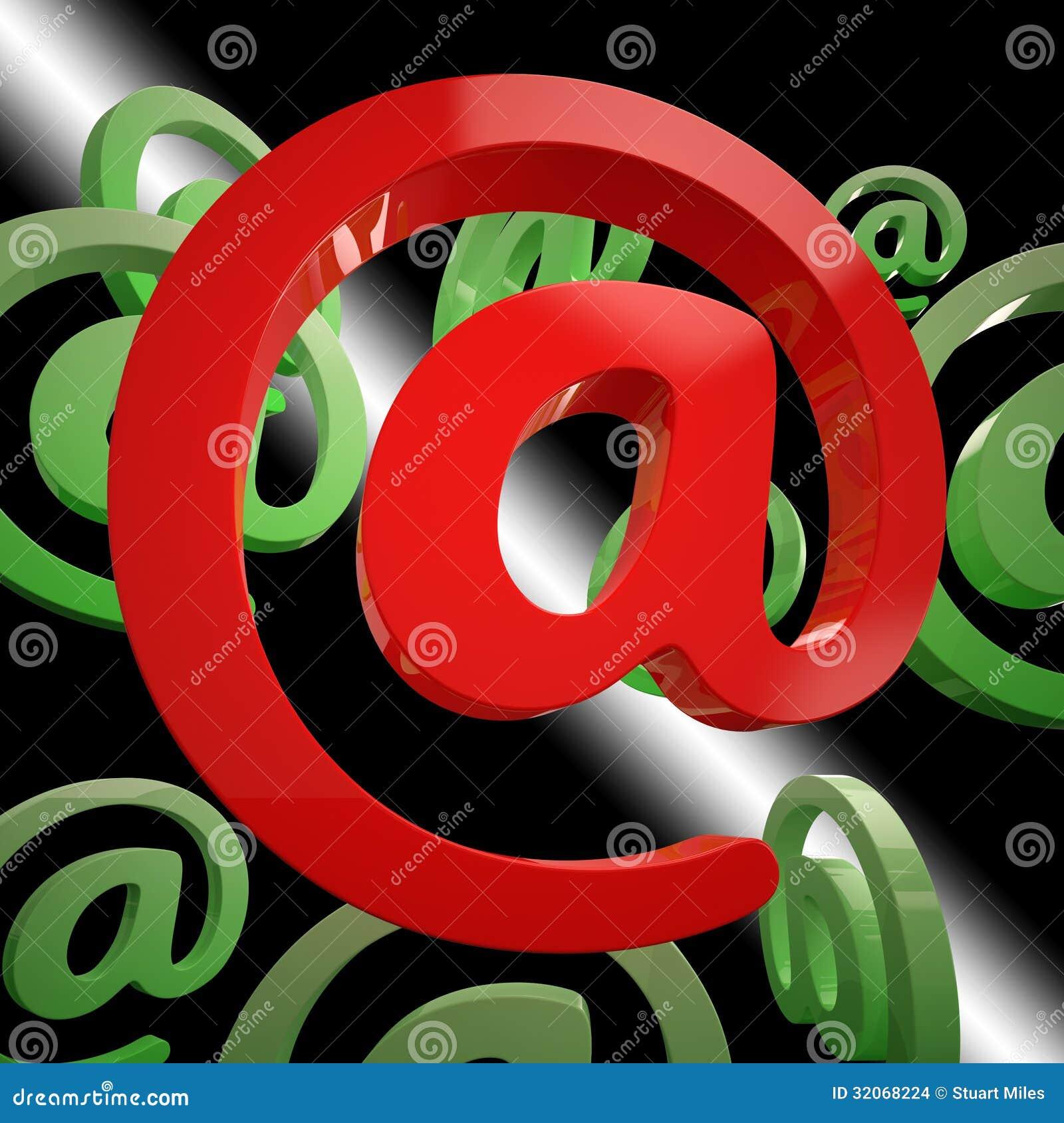 essay on communication through internet