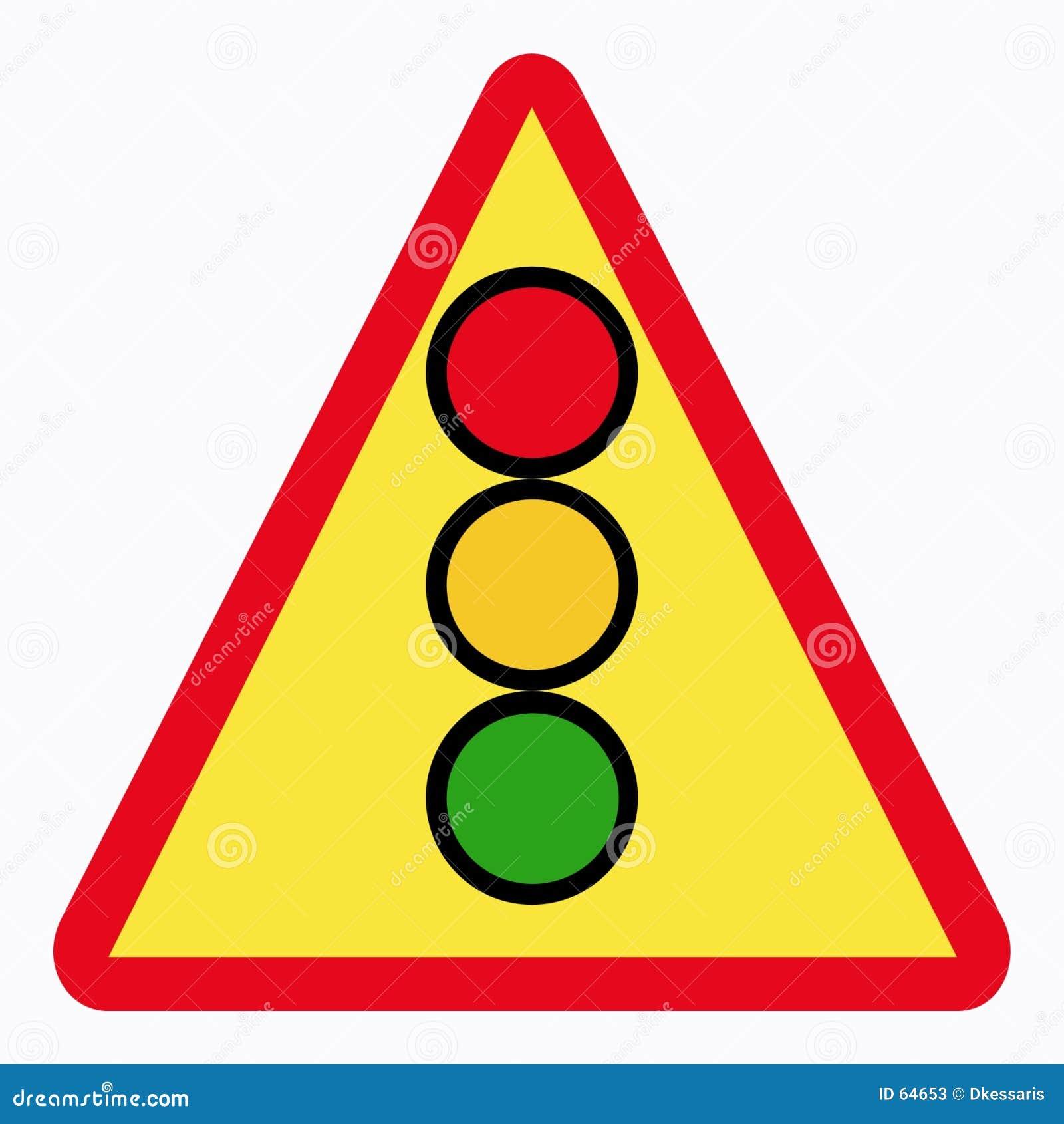 Download Sign traffic απεικόνιση αποθεμάτων. εικονογραφία από απεικόνιση - 64653