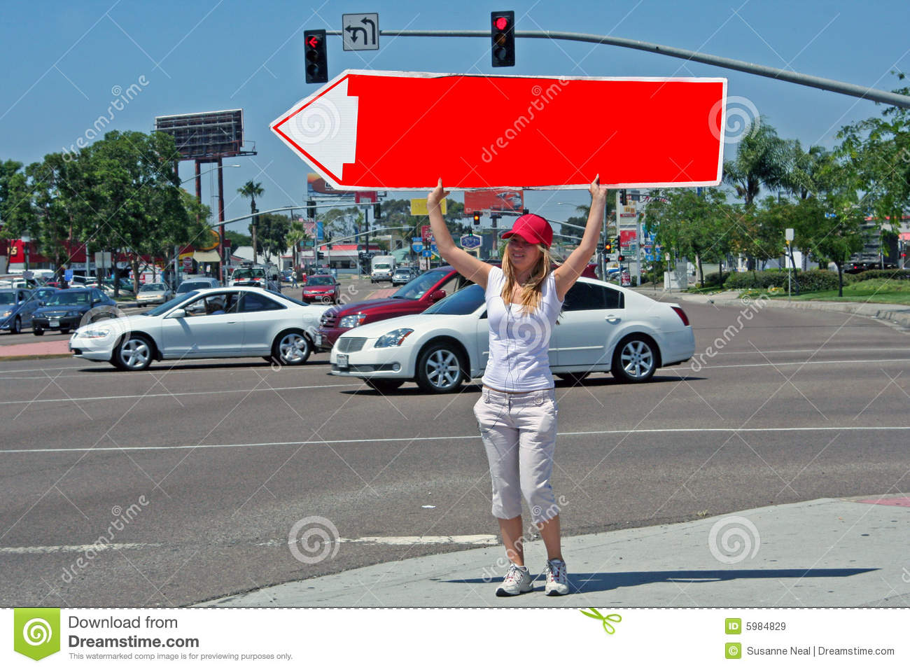 Sign Twirler (Spinner)