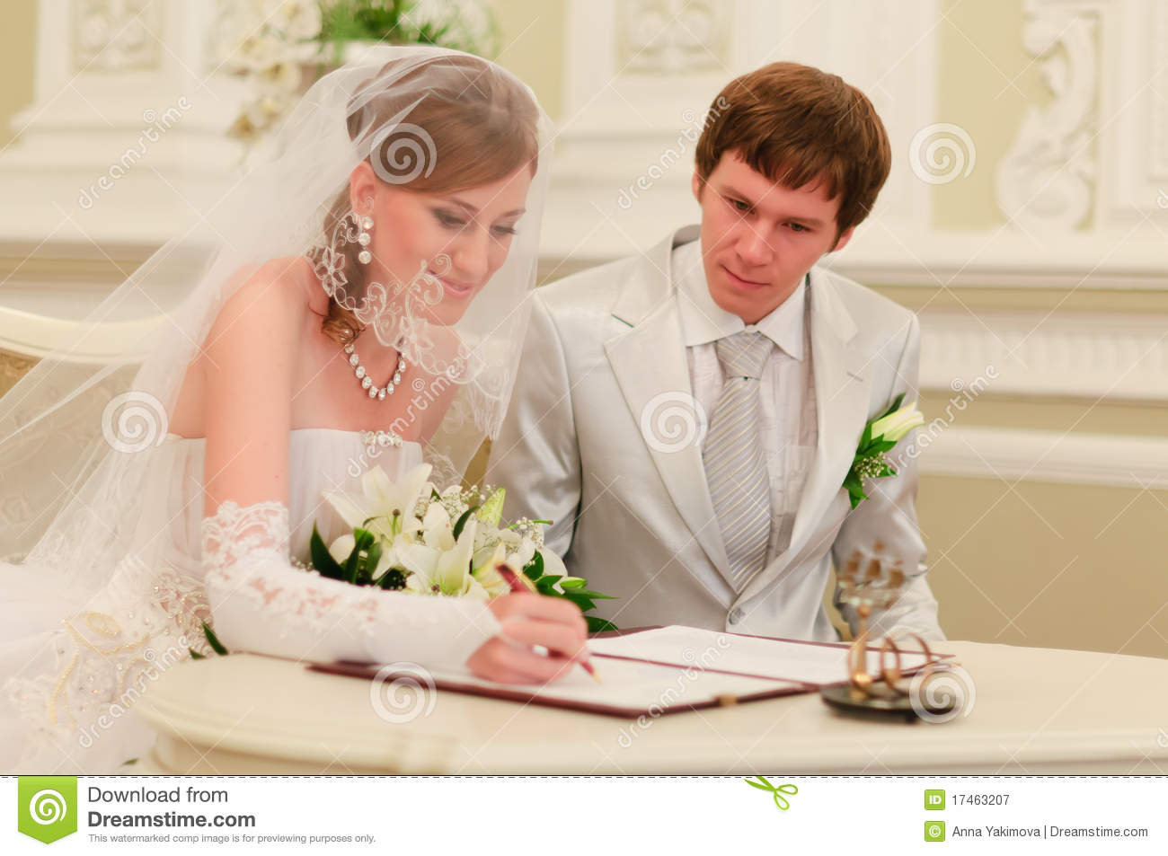 Register marriage in united states