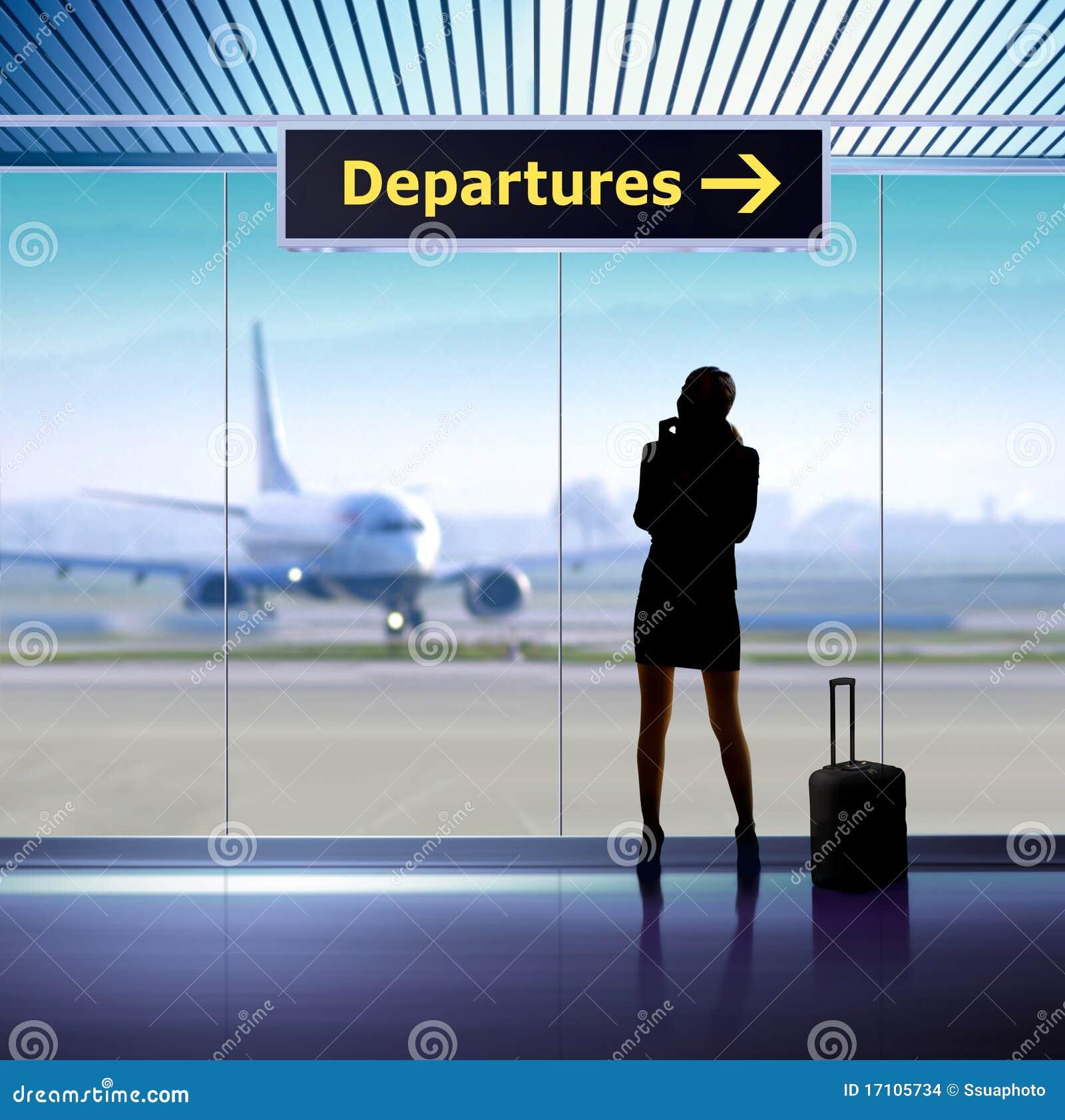 Signage för flygplats info