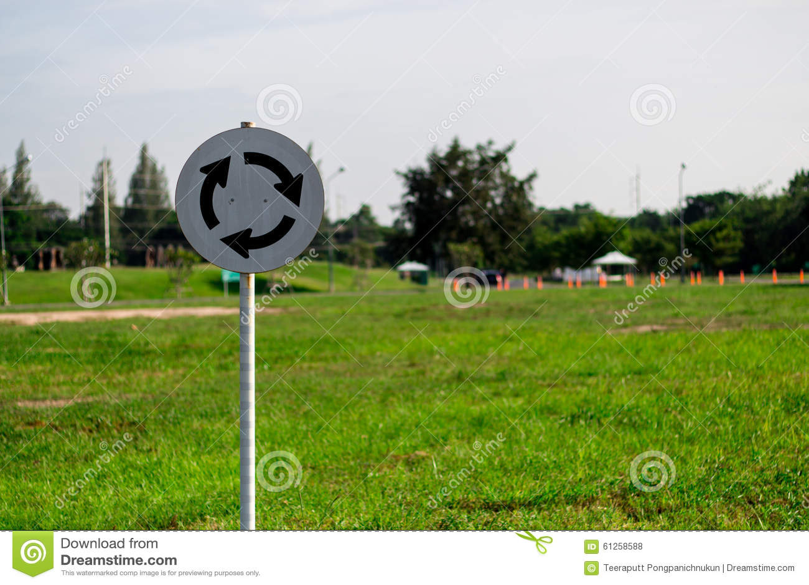 Signage rondo