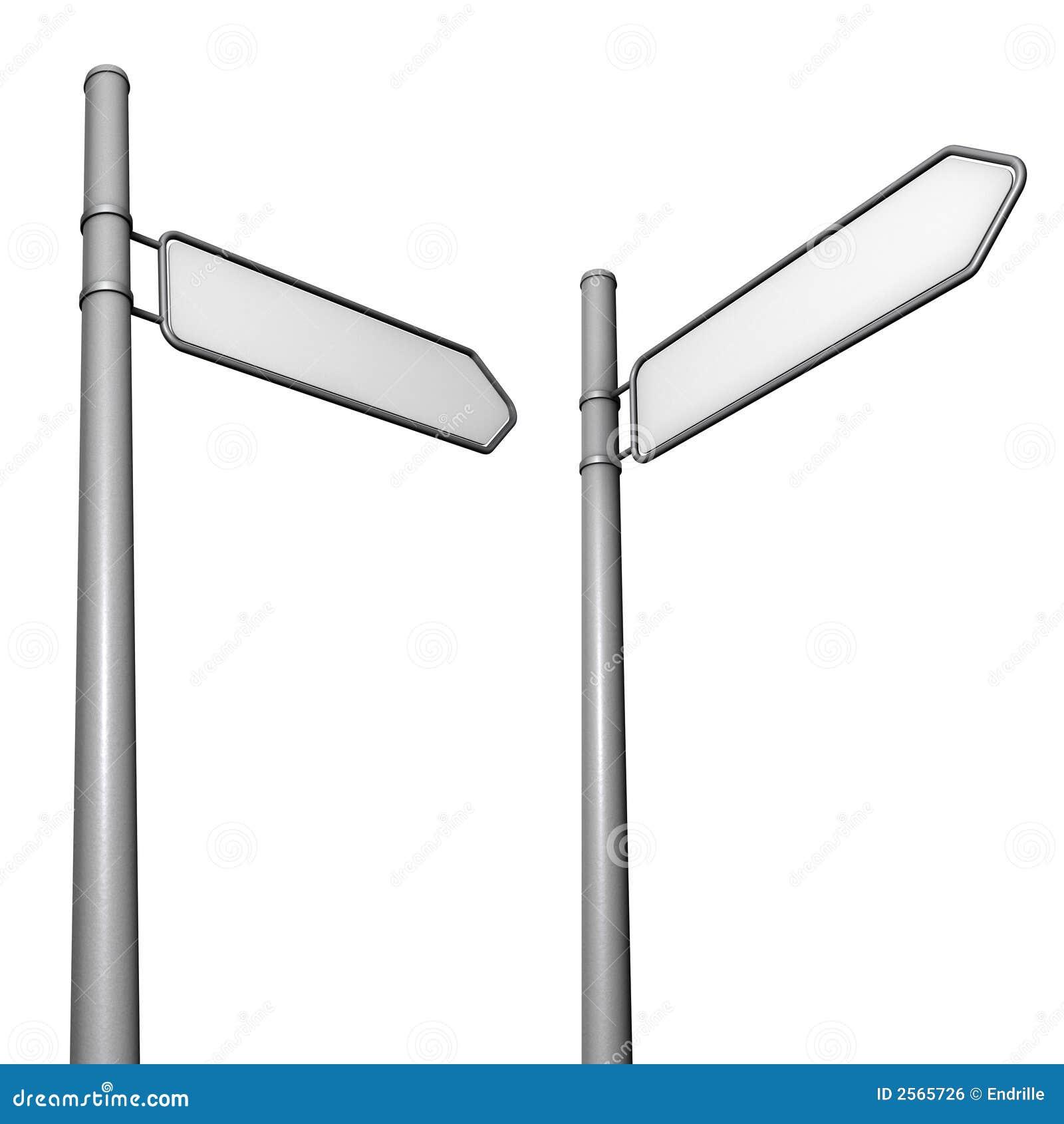 Signal de direction C