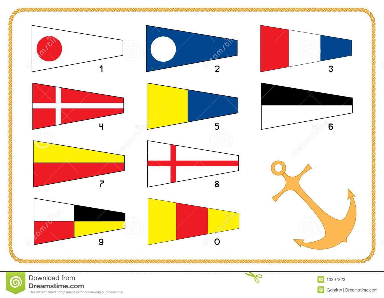 Nautical Symbols And Meanings Signal nautical flags