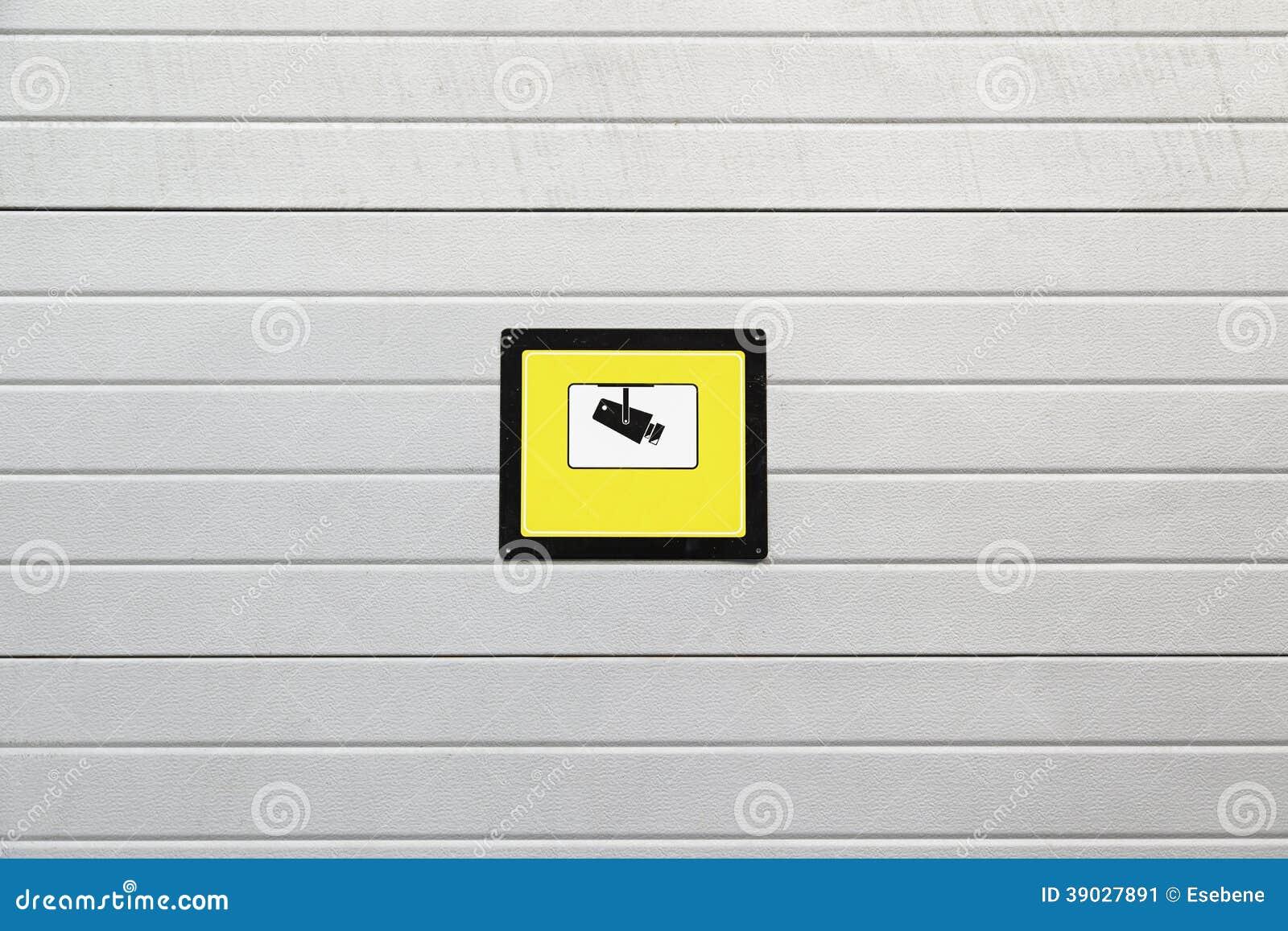 Signal Surveillance Camera