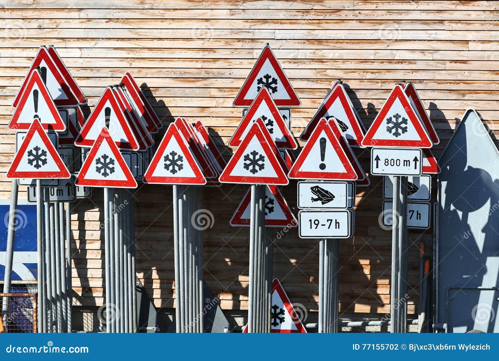 Signalisation allemande
