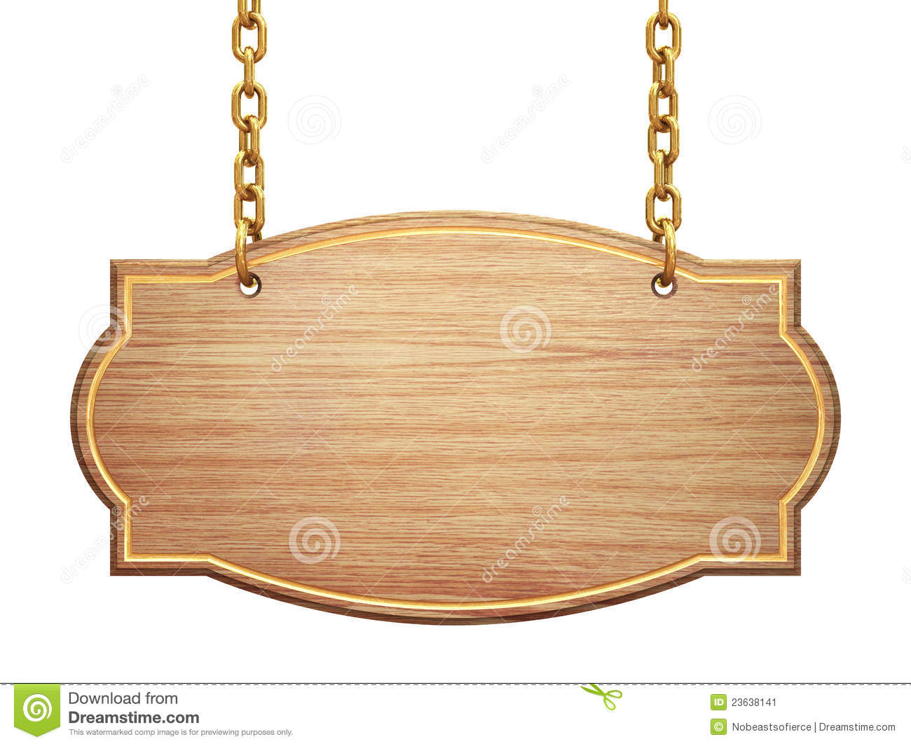 Signboard Stock Illustration Illustration Of Empty Store
