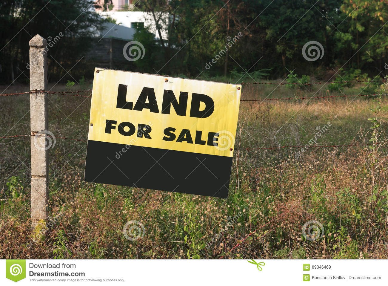 Signboard Land For Sale