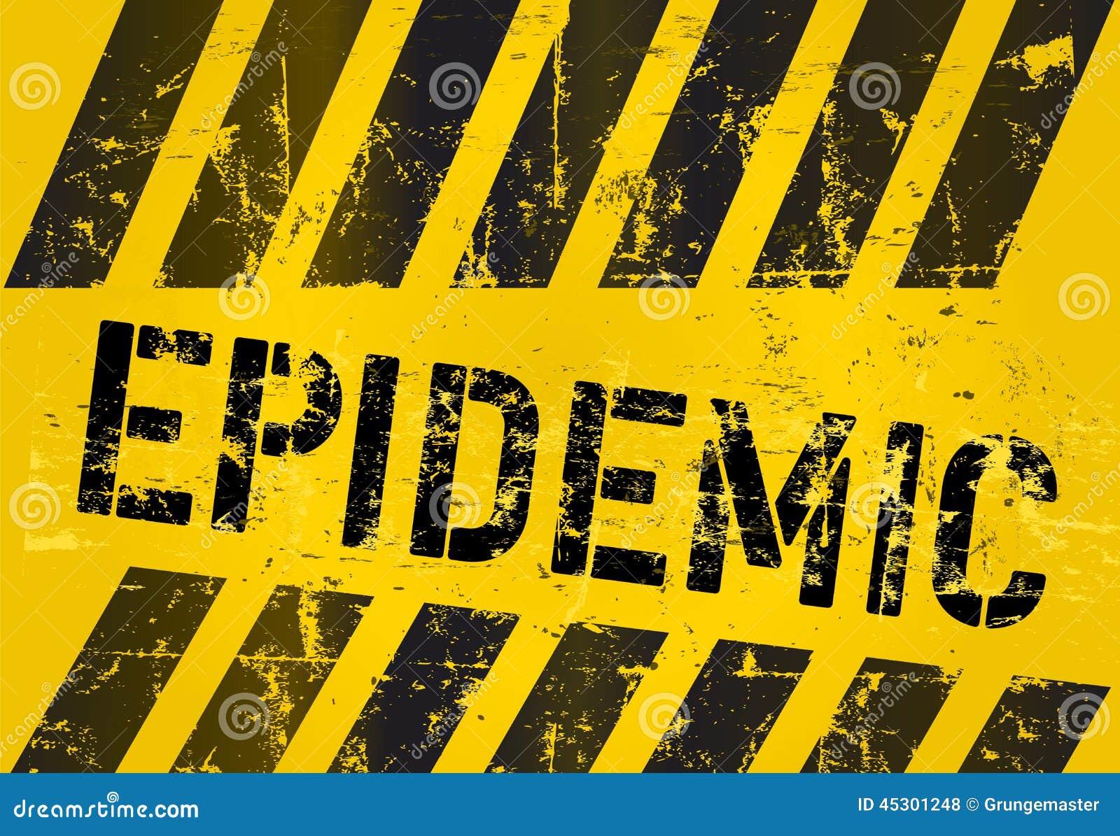 Signe épidémique