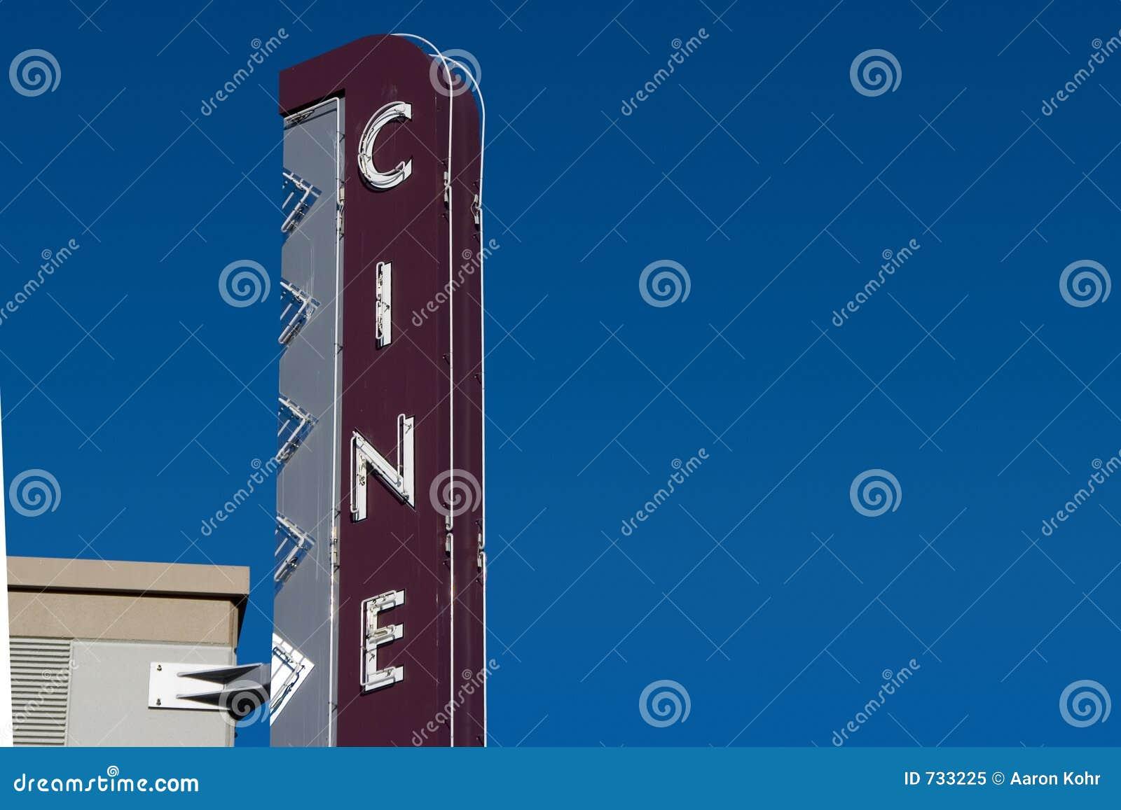 Signe 1 de cinéma