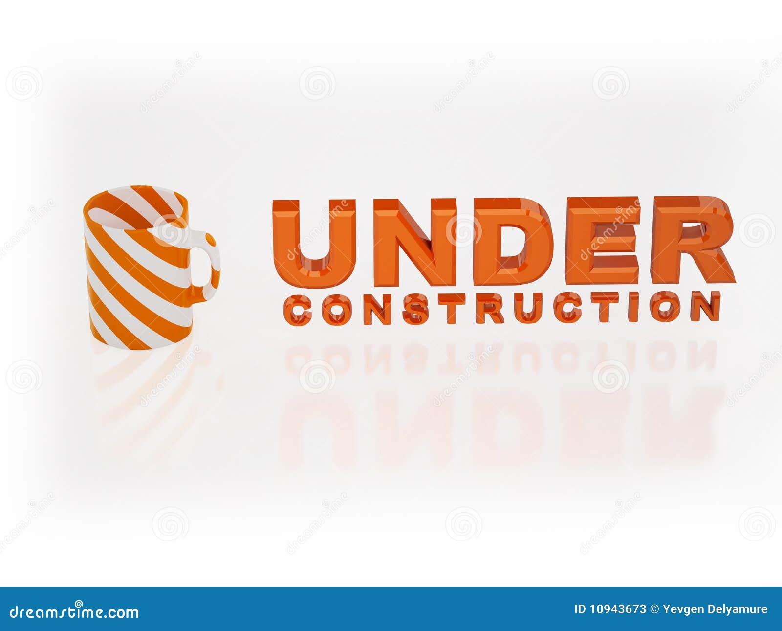 Signe 3D en construction