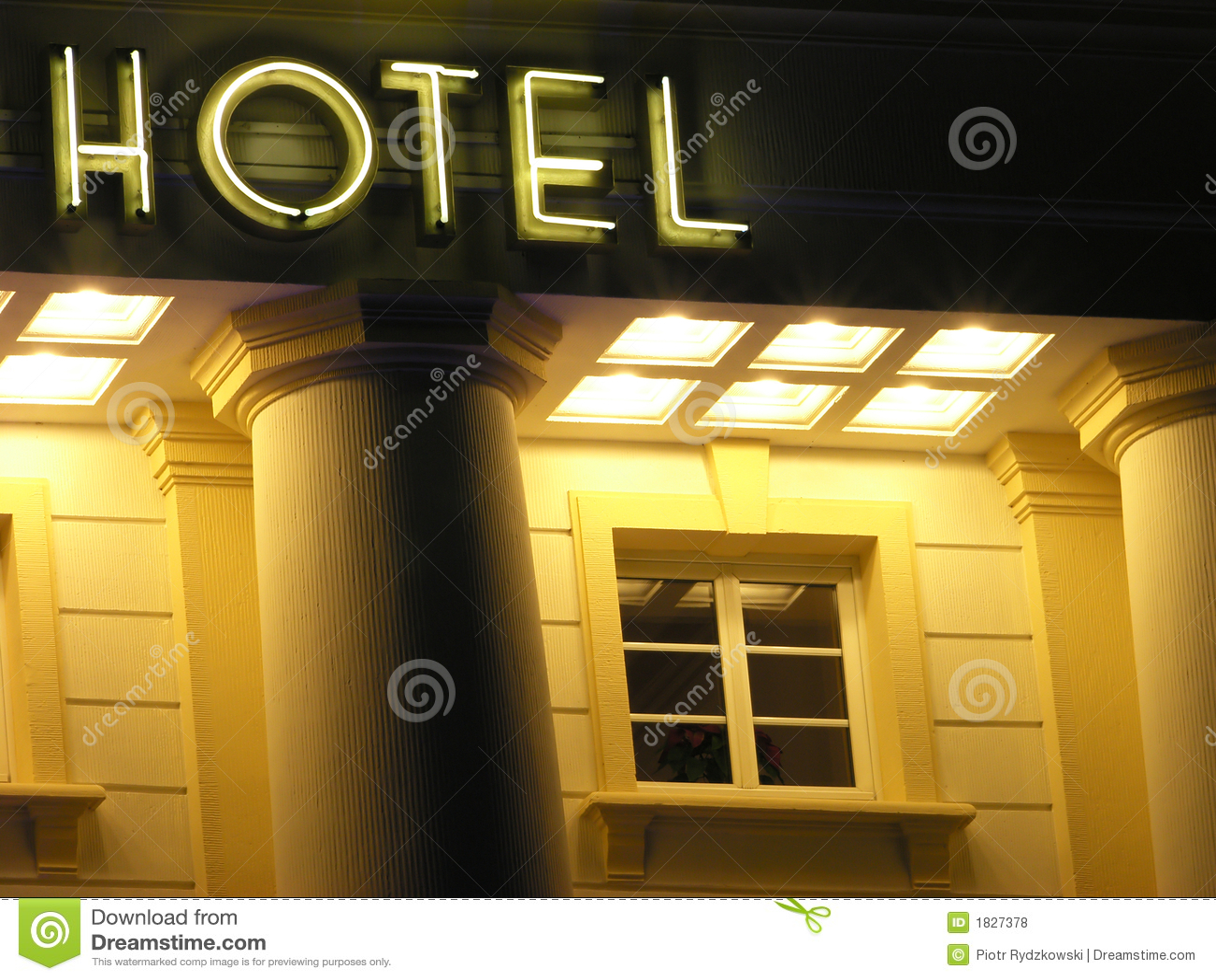 Signe d hôtel