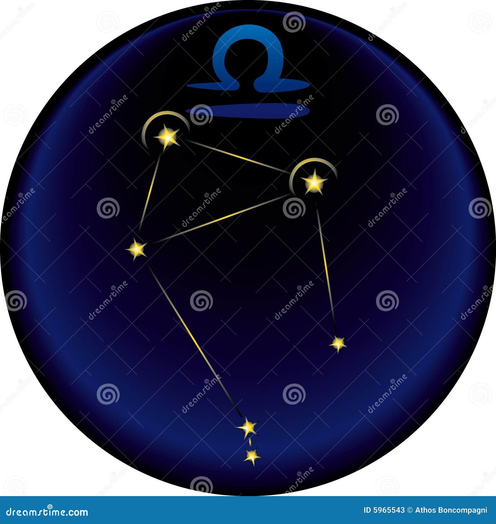 signe de balance de zodiaque illustration de vecteur illustration du fortune astronomie 5965543. Black Bedroom Furniture Sets. Home Design Ideas