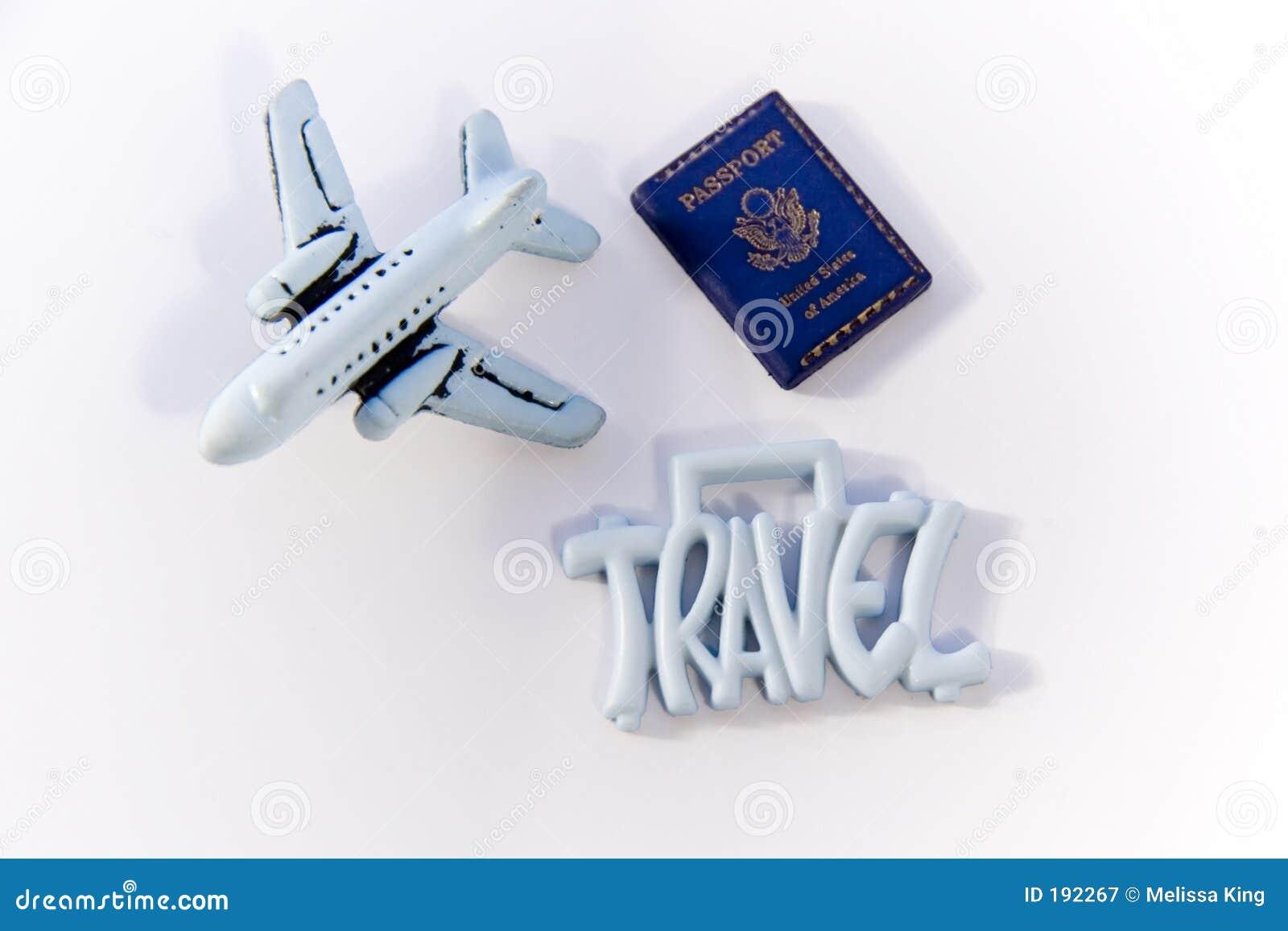 Signe de course avec l avion