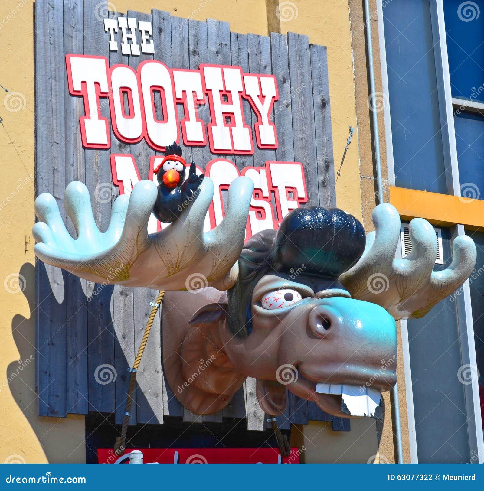 Download Signe des orignaux Toothy photographie éditorial. Image du cartoons - 63077322