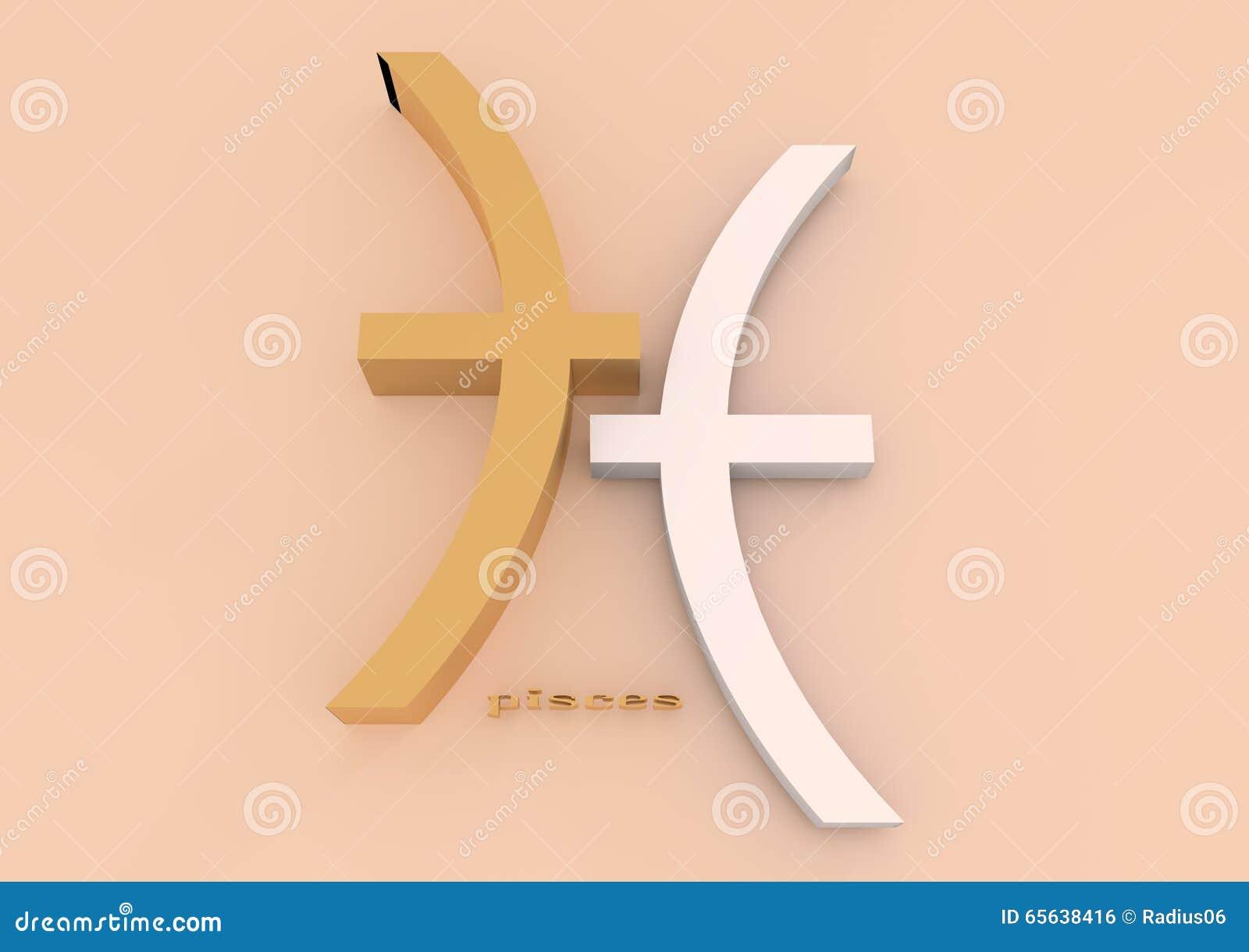 Signe Poissons de zodiaque