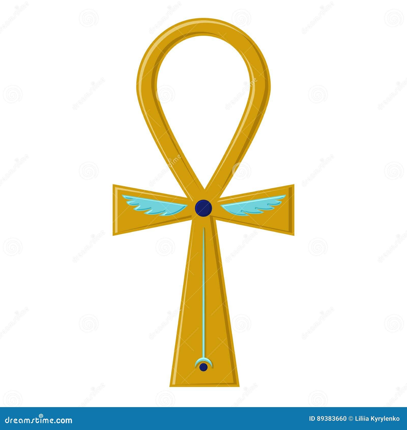 Signe religieux de la croix gyptienne antique ankh un symbole de la vie symboles de l 39 egypte - Symbole de la vie ...