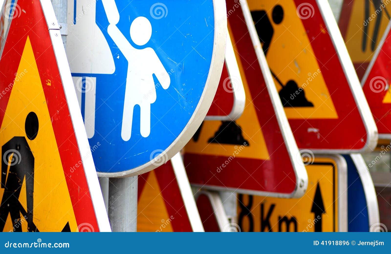 Signes, le trafic