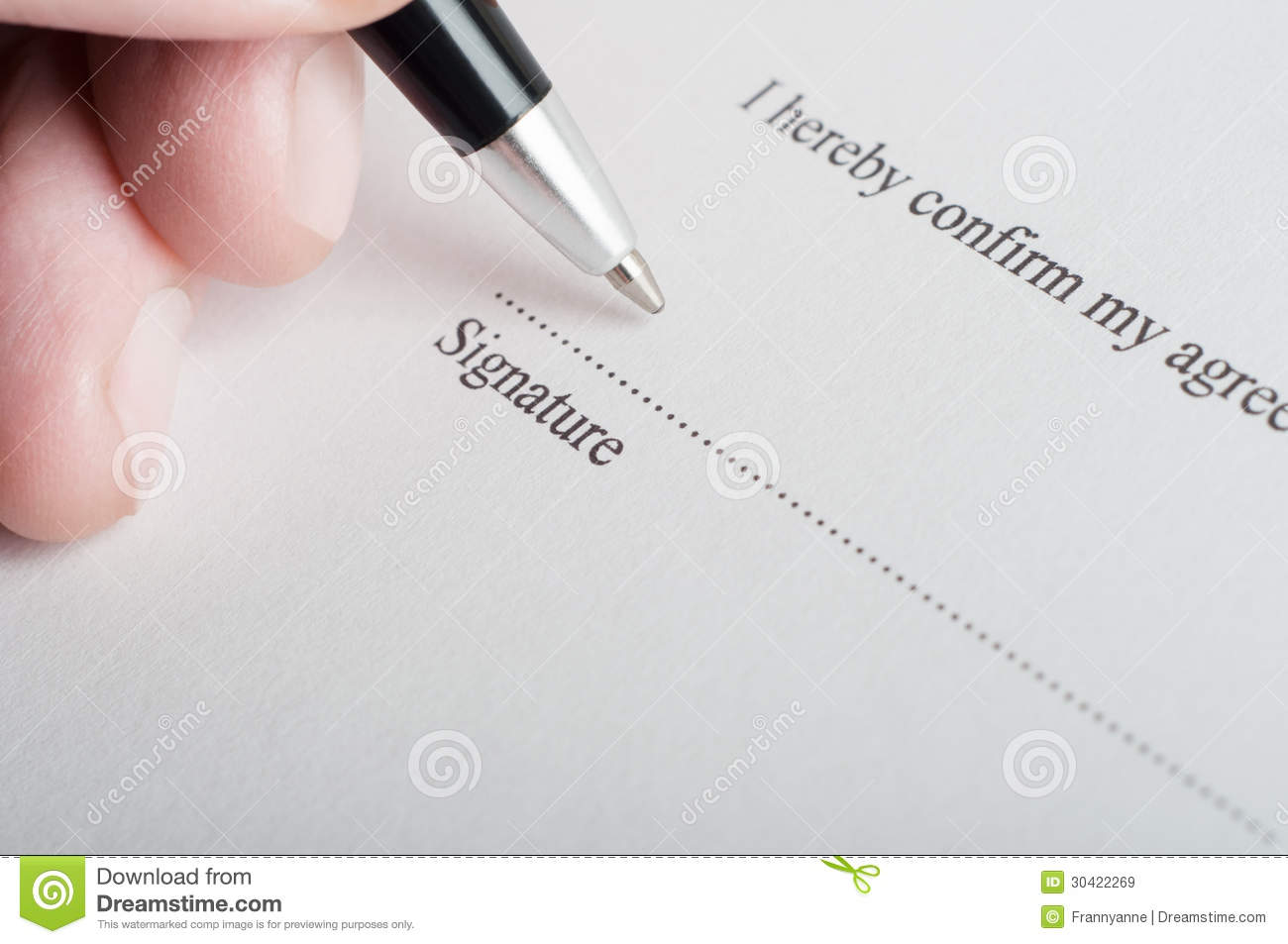 Signing A Legal Document Stock Image Image Of Agreement - Signing legal documents