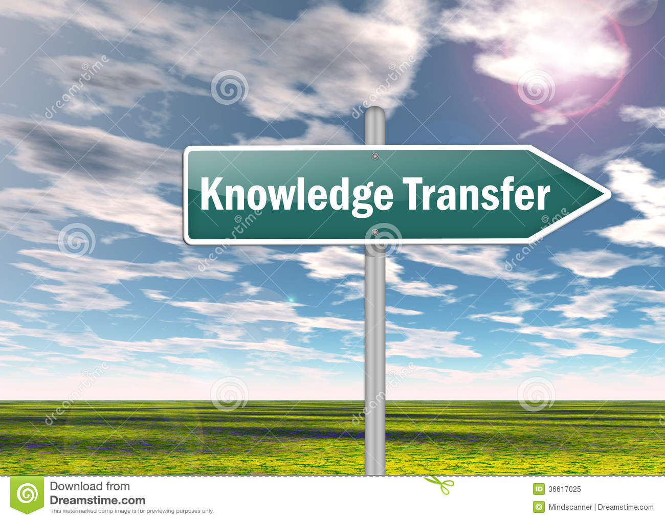 Signpost Knowledge Transfer