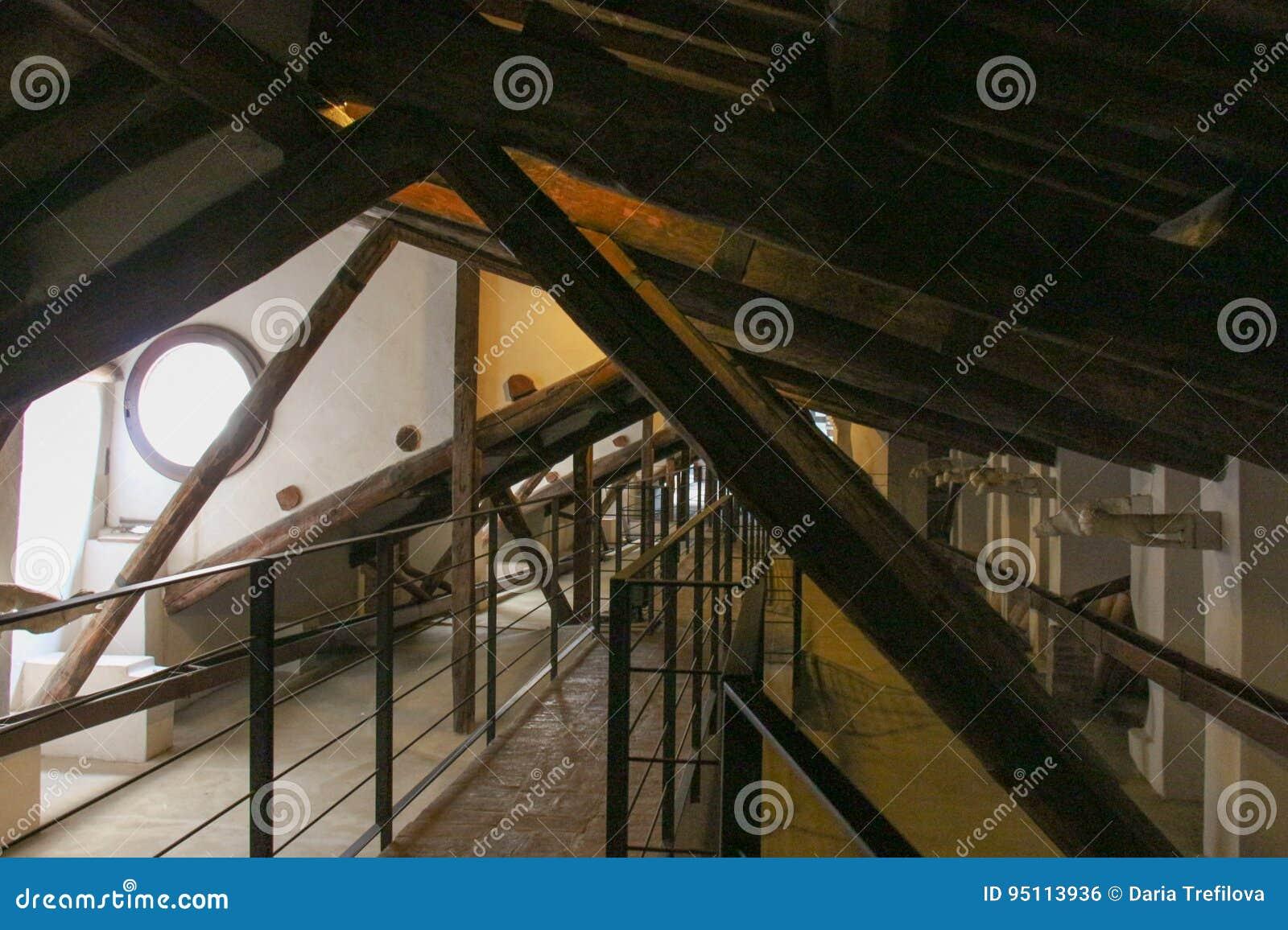 Sikt av den DuomodiSiena loften Storstads- domkyrka av Santa Maria Assunta tuscany italy
