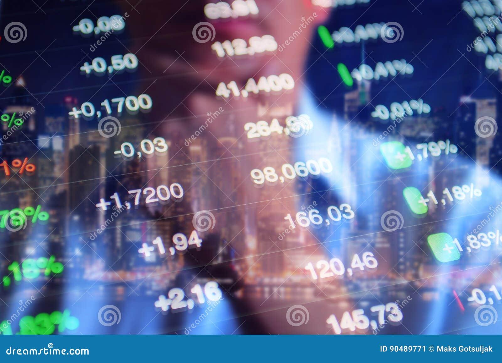 Sikt för kreditering för bakgrundskortclose finansiell övre