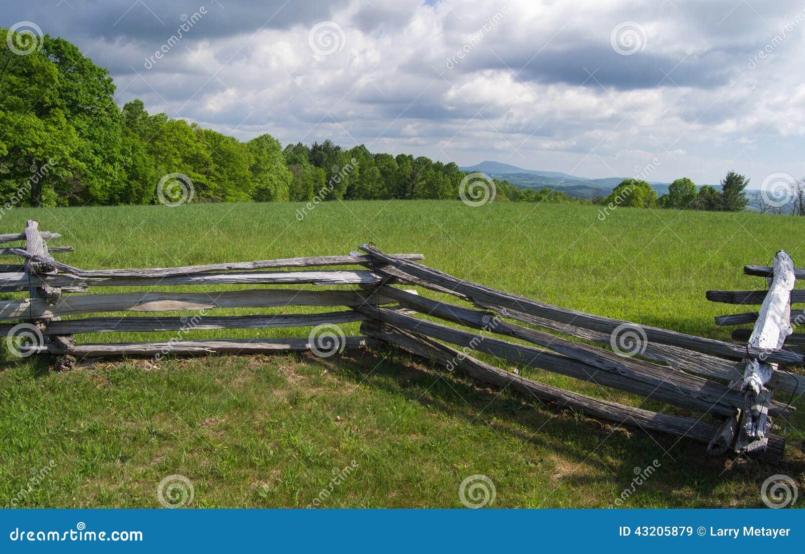 Download Sikt Från Det Groundhog Berget - Blåa Ridge Parkway, Virginia, USA Fotografering för Bildbyråer - Bild av leaf, undersök: 43205879