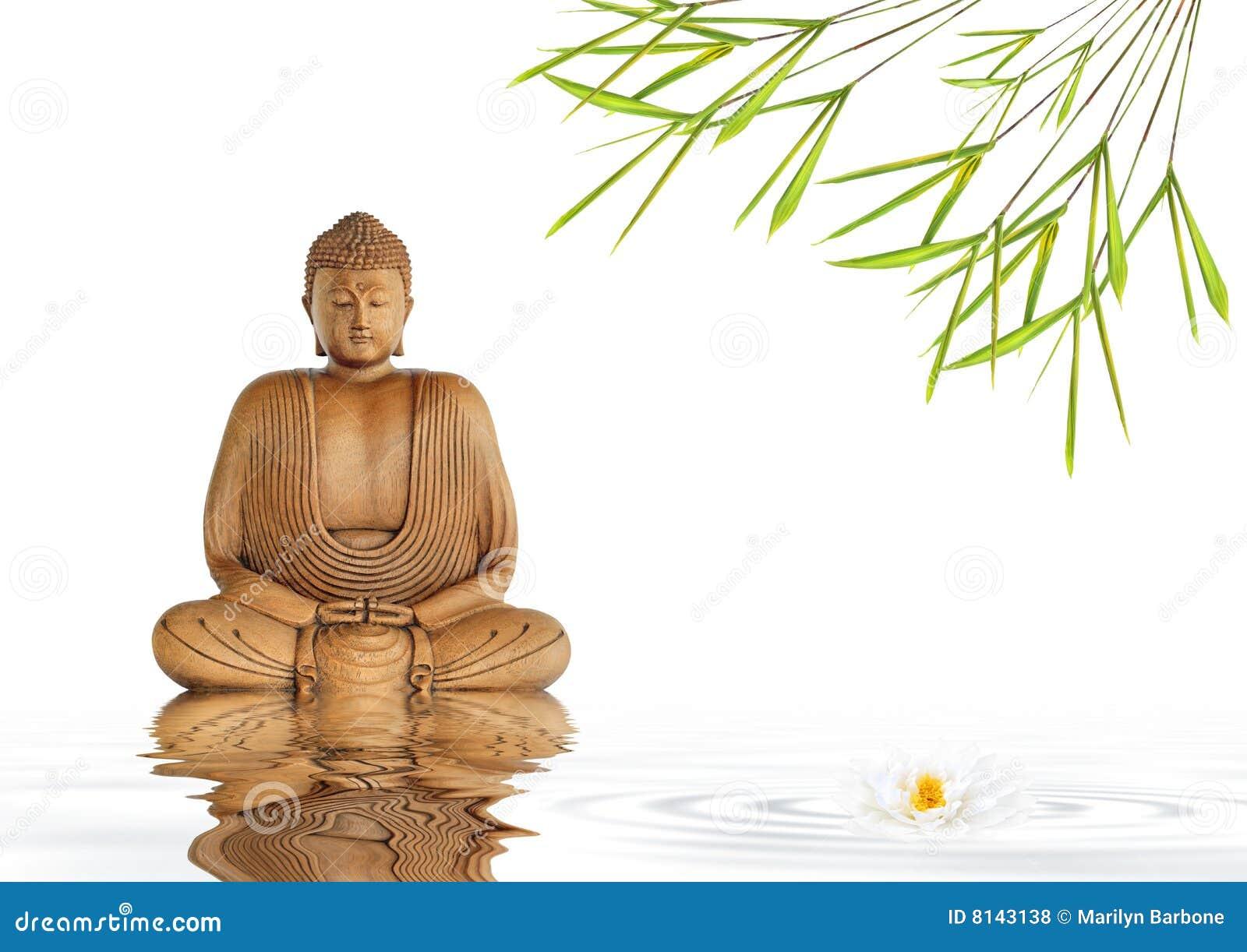 Silence De Bouddha De Zen Photos Libres De Droits Image