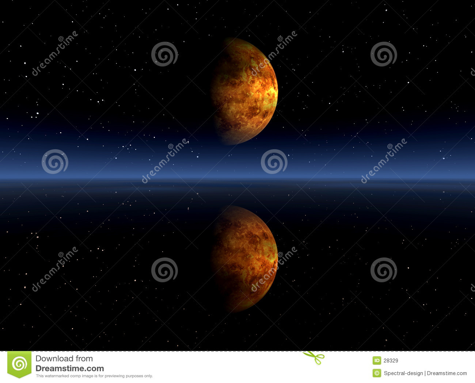 Download Silencio stock de ilustración. Ilustración de astronomía - 28329