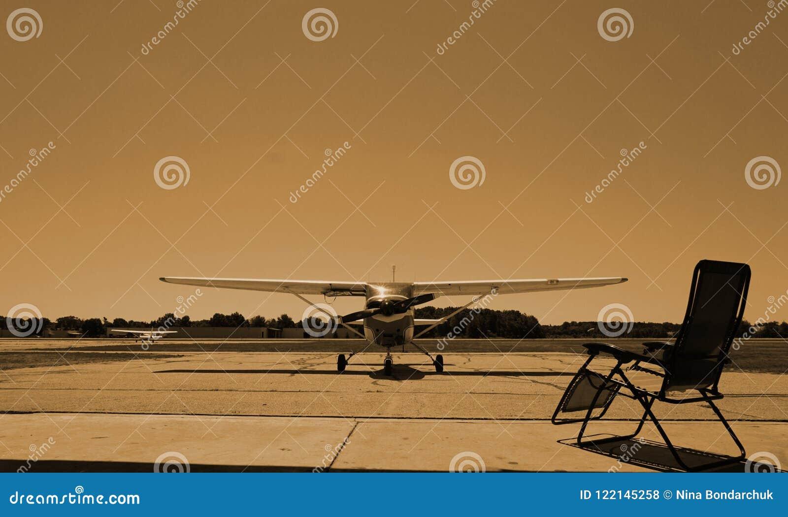 Silenzio all aeroporto
