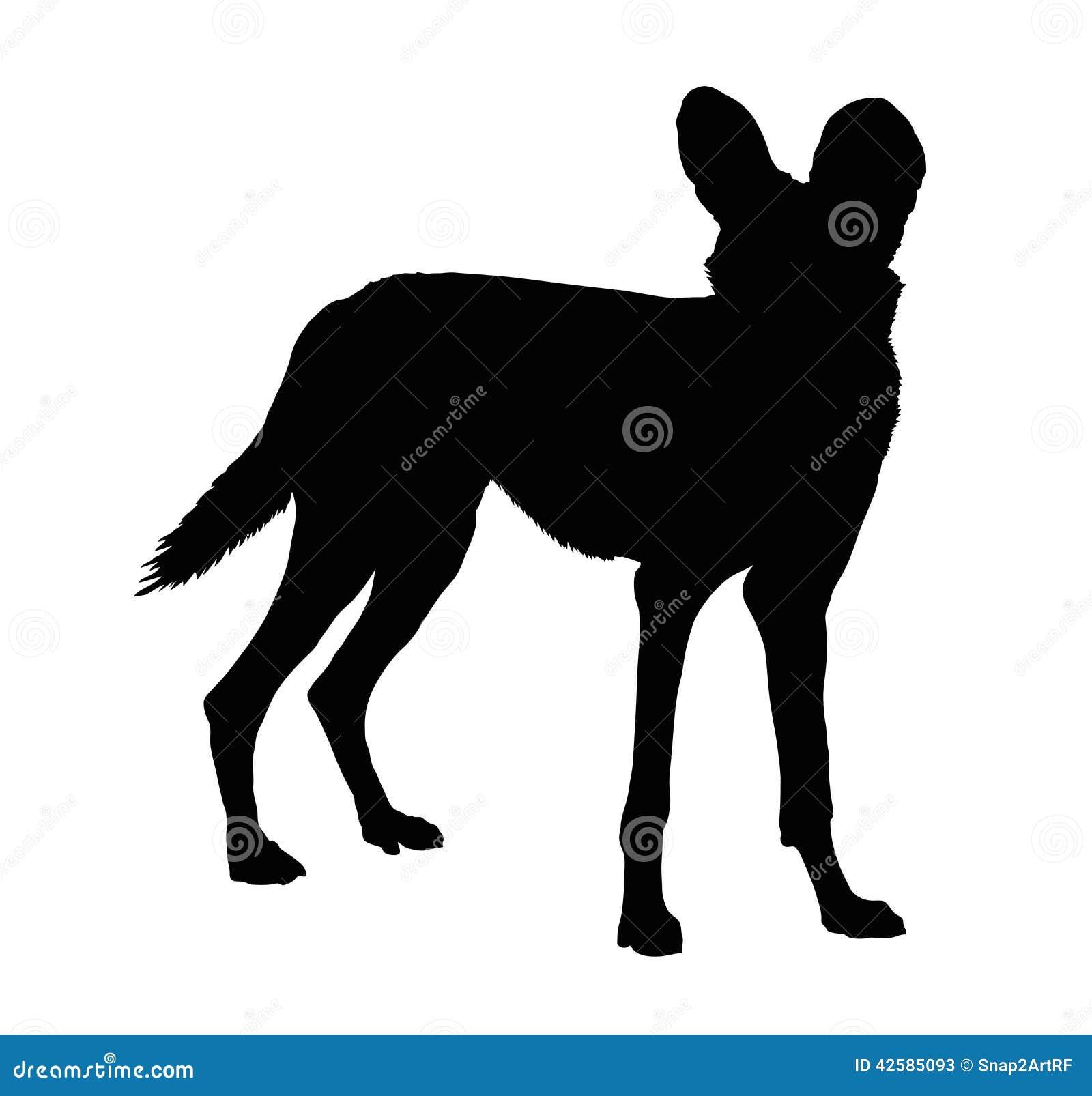 Large African Dog
