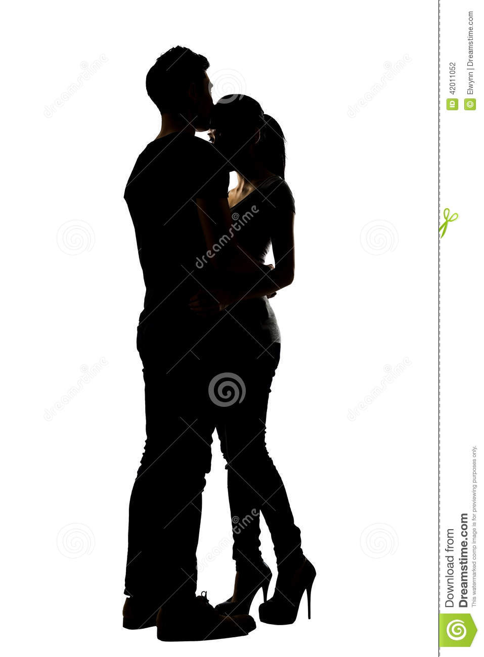 Ballroom Dancing Silhouette Vector Silhouette Of Asian Co...