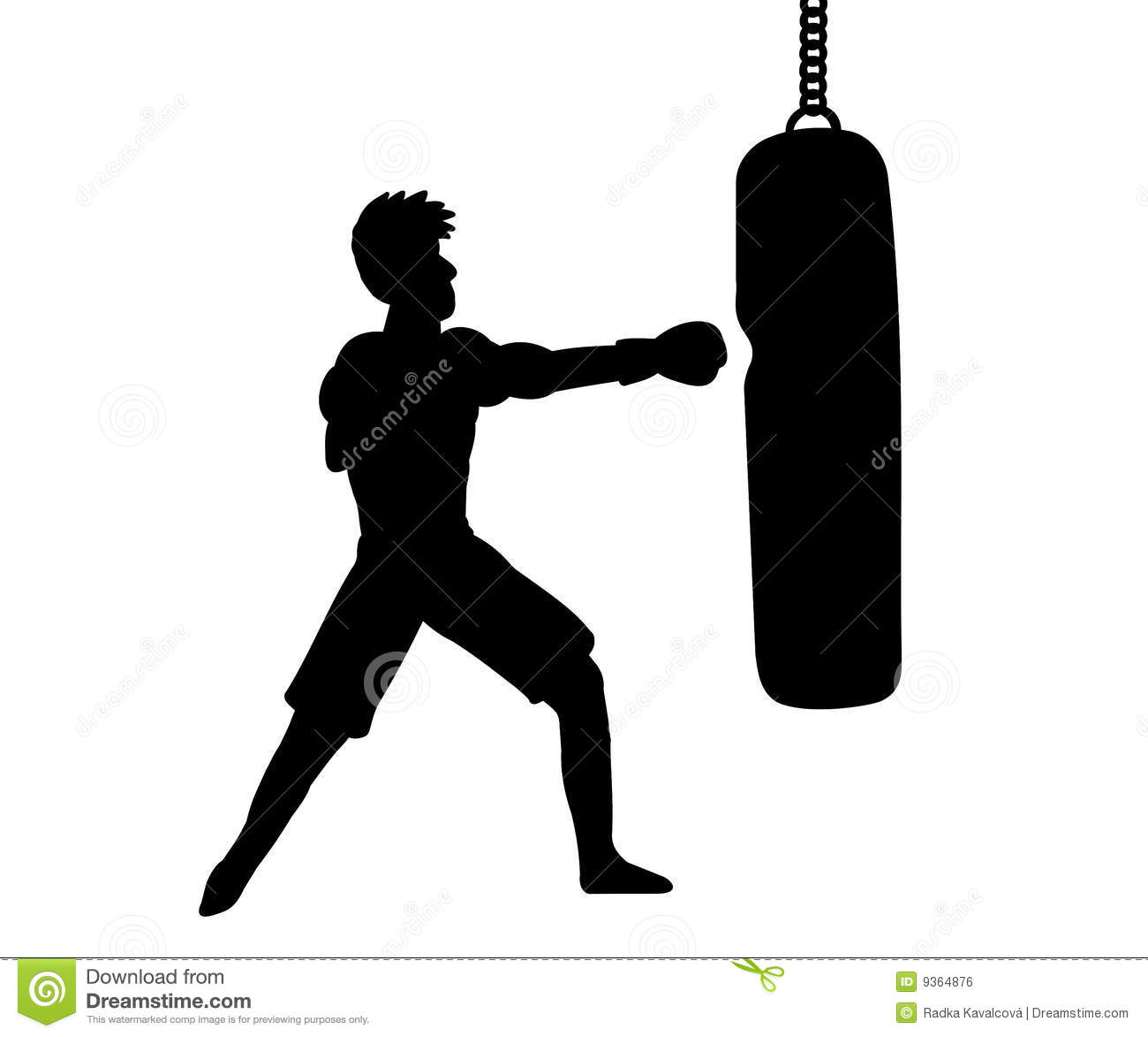 punching bag clipart - photo #38