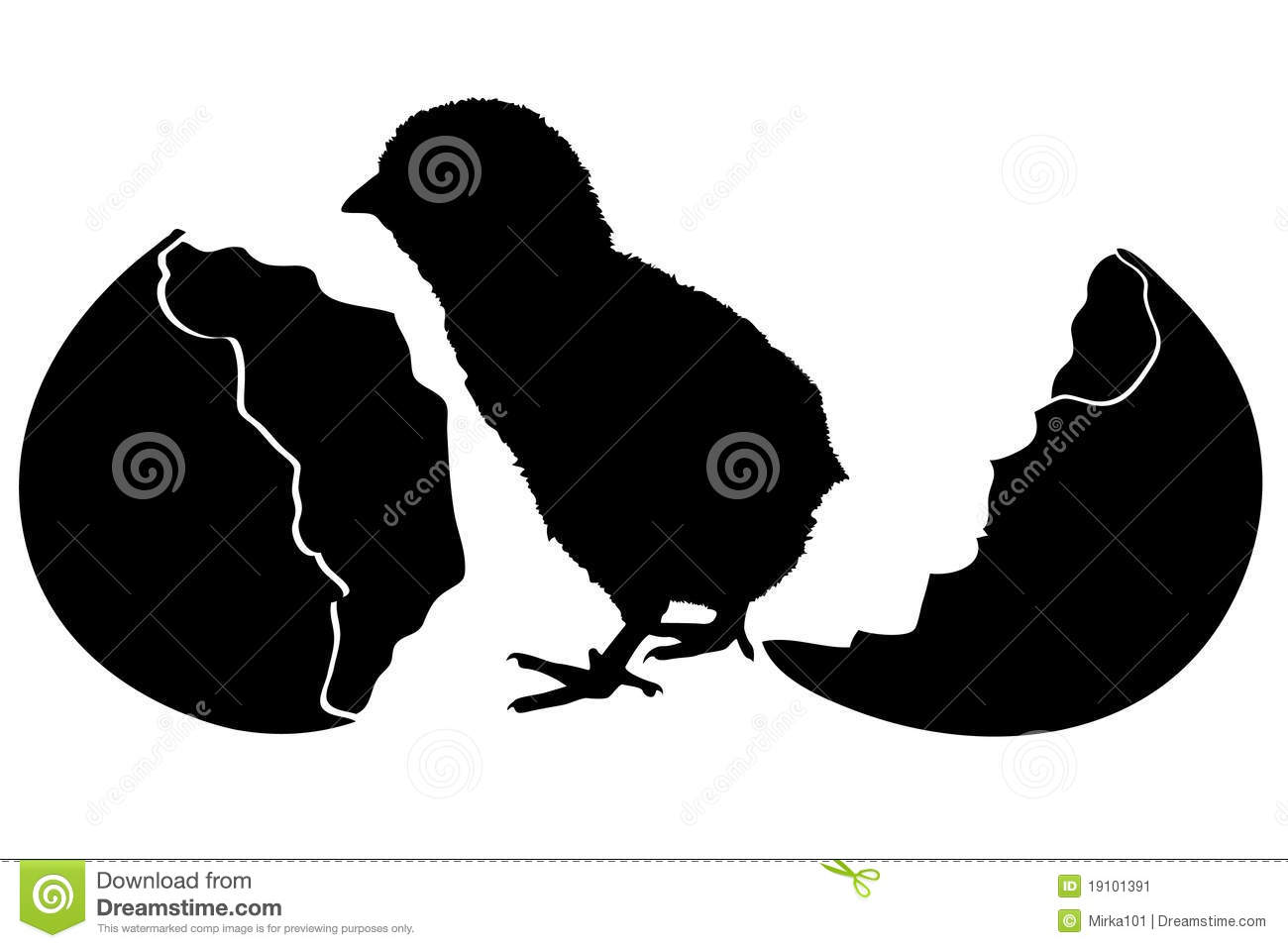 animation shadow puppet research baby bird and mother bird digital arts