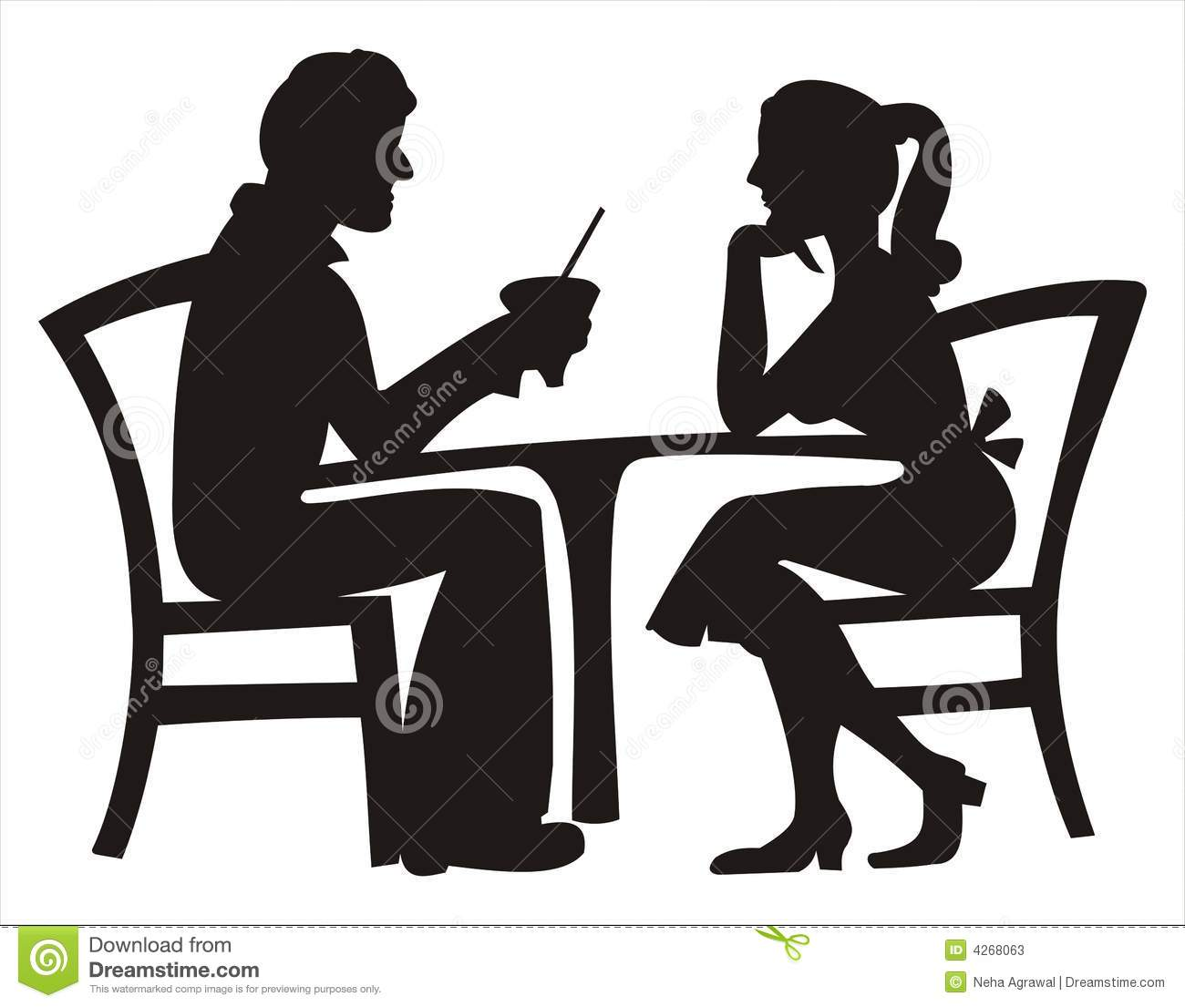 Dating clip art