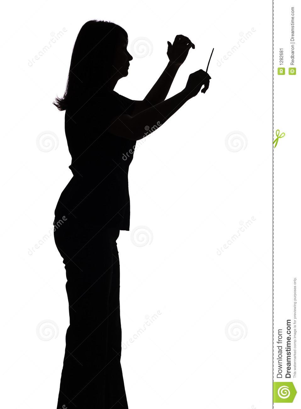 Pics For Gt Orchestra Conductor Silhouette