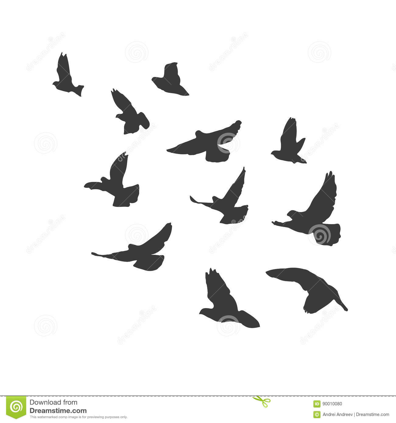 Pigeons Cartoons, Illustrations & Vector Stock Images ...