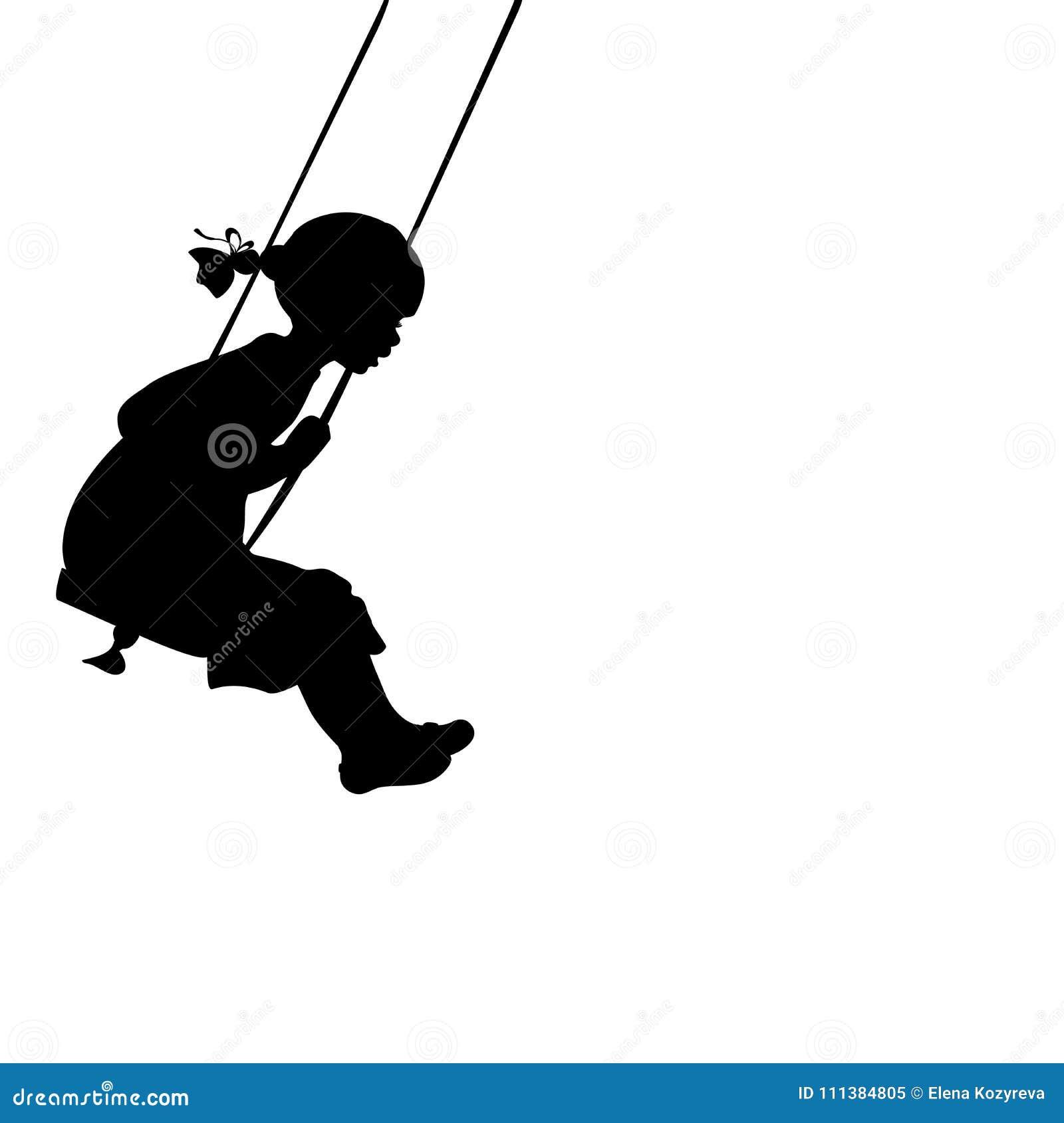 swinging cartoons  illustrations  u0026 vector stock images
