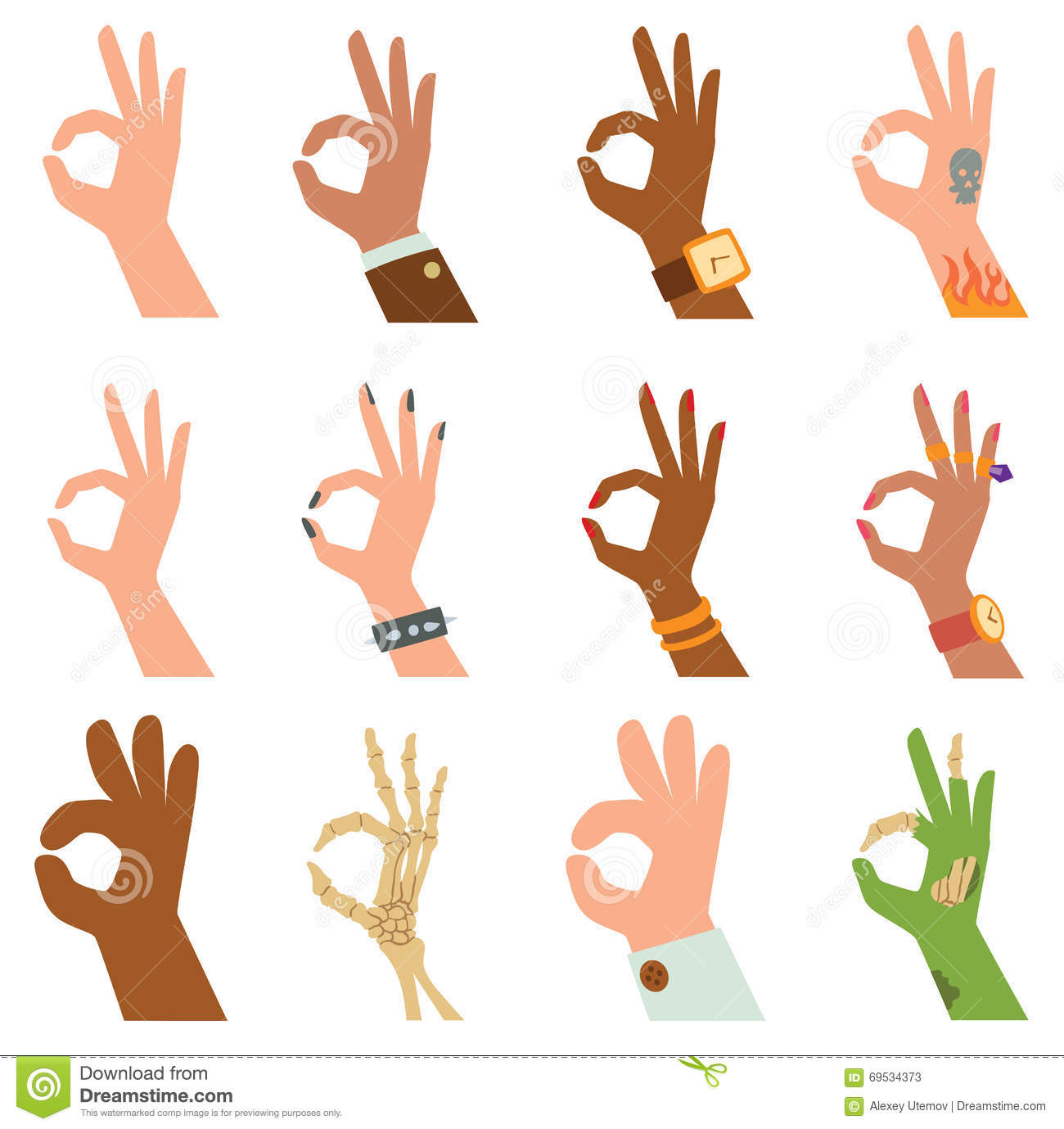 Silhouette hands showing symbol of all ok finger thumb vector silhouette hands showing symbol of all ok finger thumb vector illustration biocorpaavc Gallery