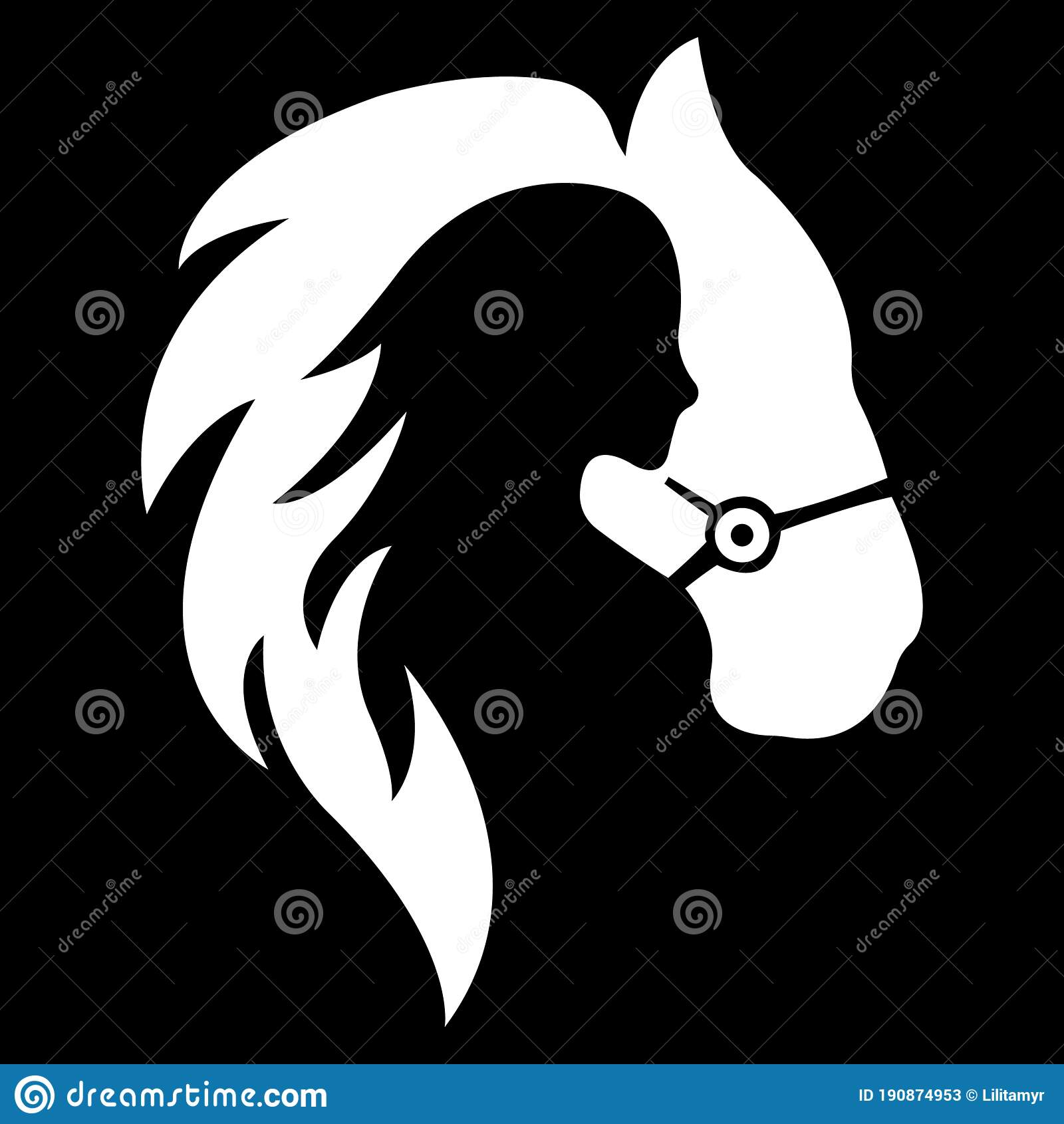 Equestrian Logo Stock Illustrations 7 790 Equestrian Logo Stock Illustrations Vectors Clipart Dreamstime