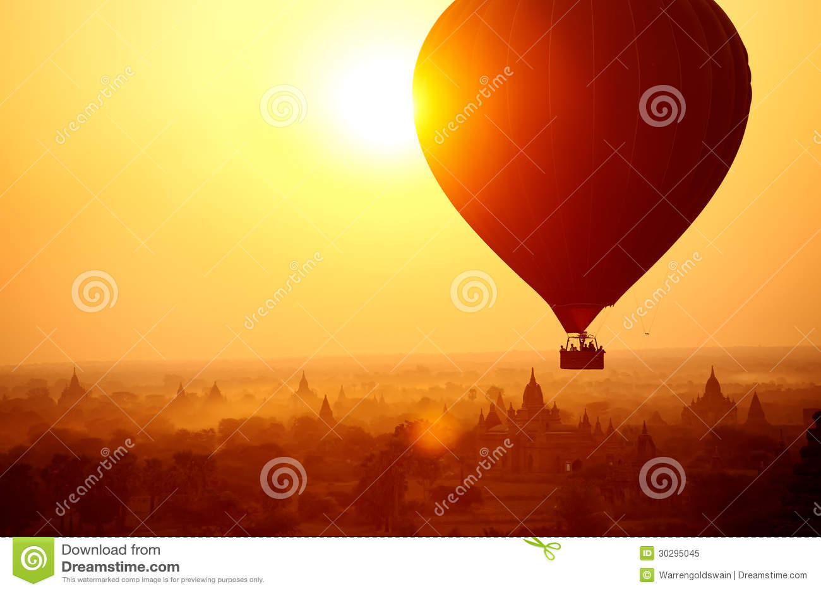 Bagan Balloon