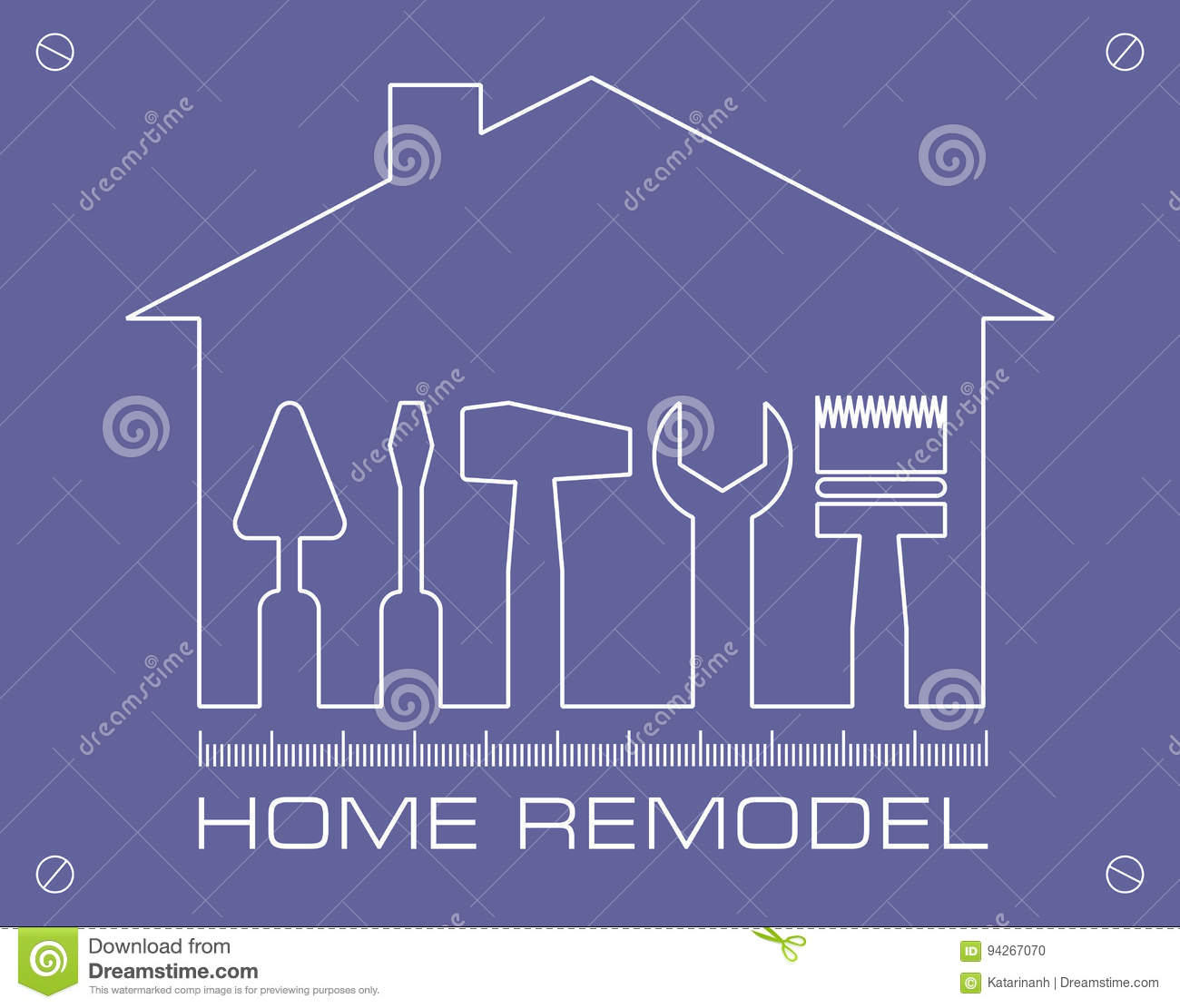 Remodel Cartoons, Illustrations & Vector Stock Images